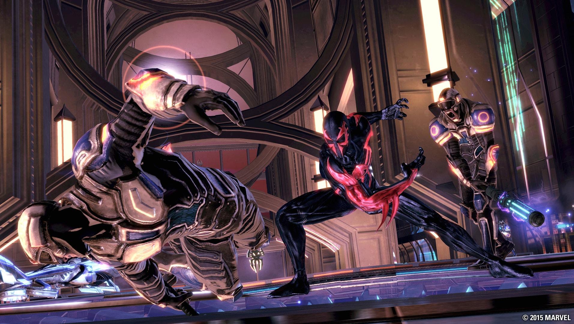 Spider-Man: Shattered Dimensions Steam Key GLOBAL - 3