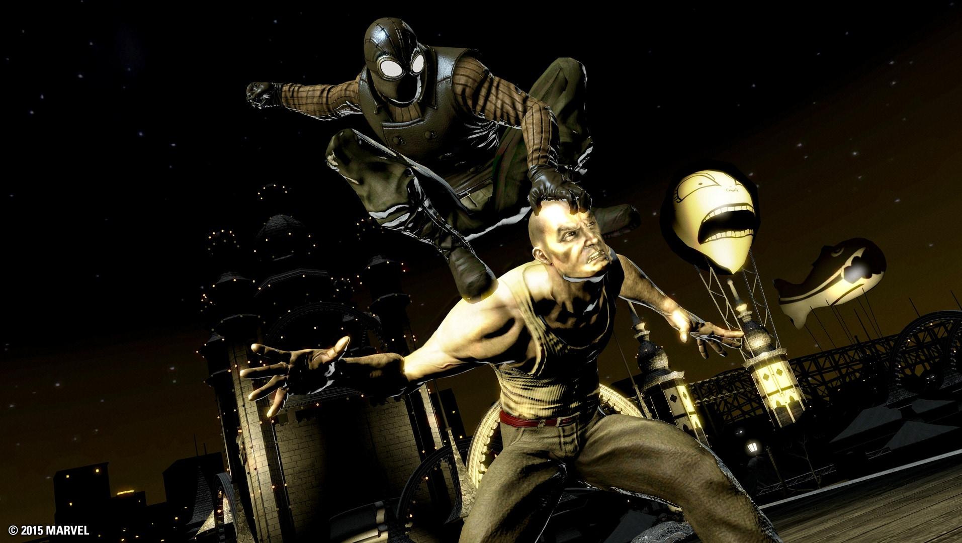 Spider-Man: Shattered Dimensions Steam Key GLOBAL - 2