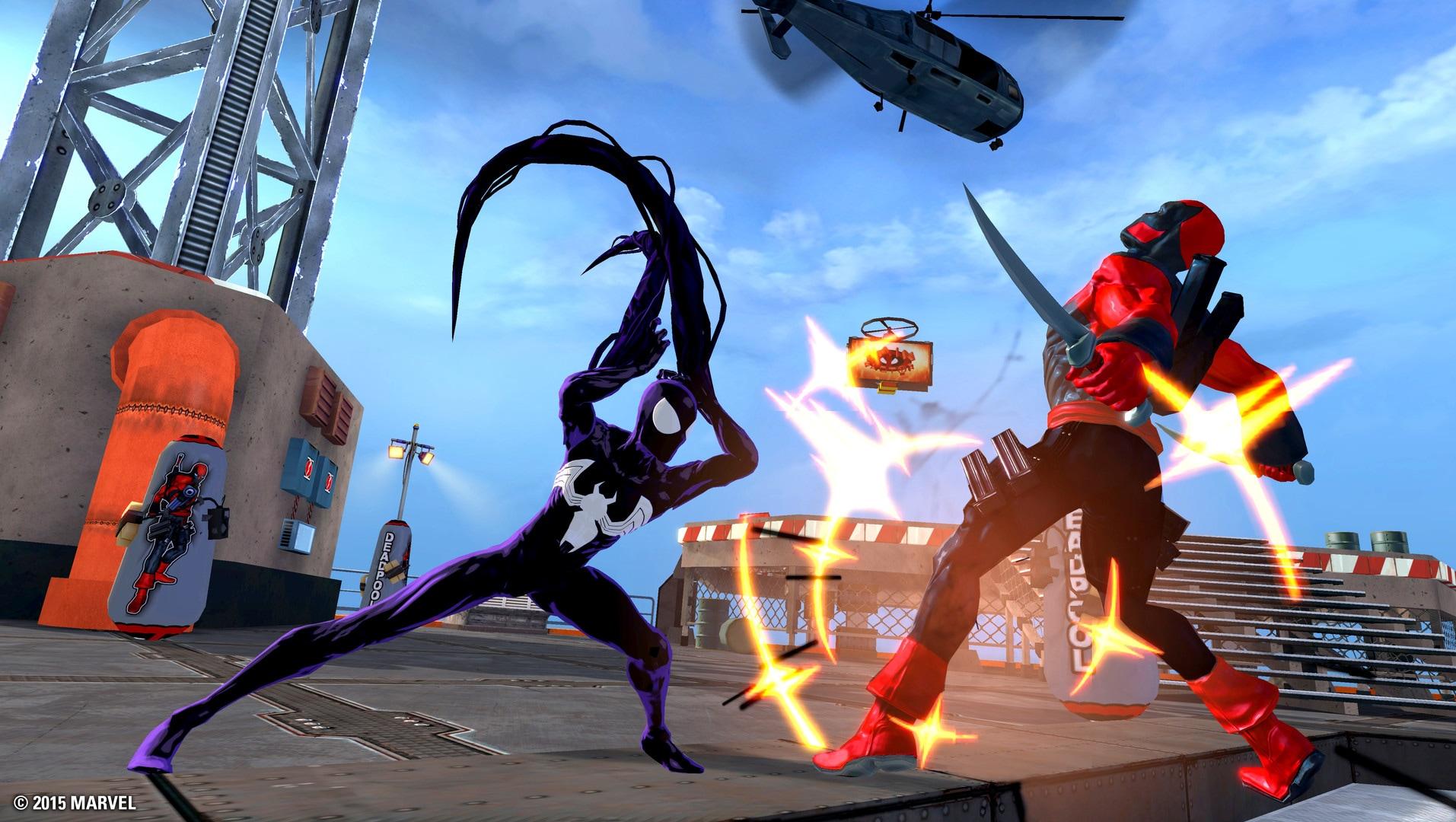 Spider-Man: Shattered Dimensions Steam Key GLOBAL - 1