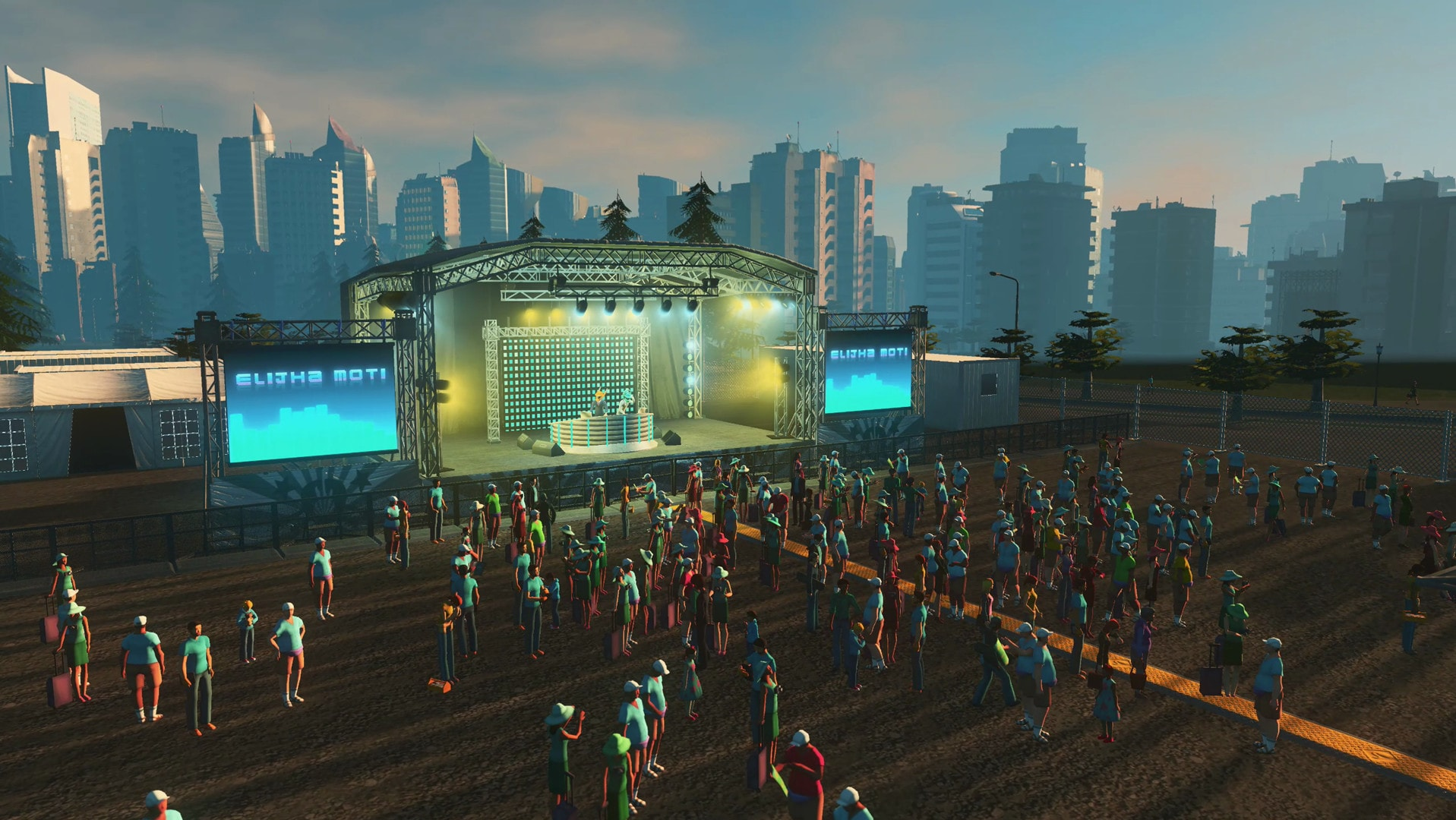 Cities: Skylines - Concerts Key Steam GLOBAL - 3