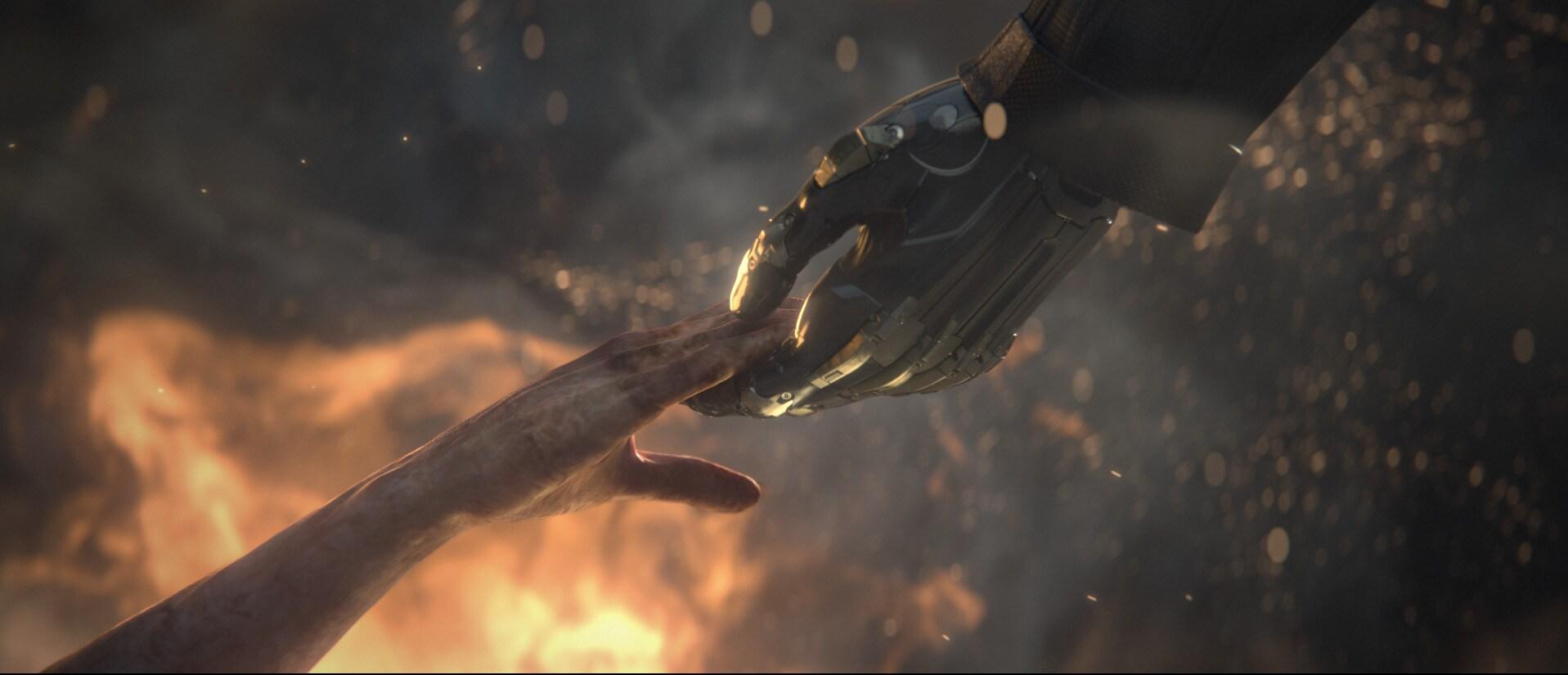 Deus Ex: Mankind Divided Steam Key RU/CIS - 3