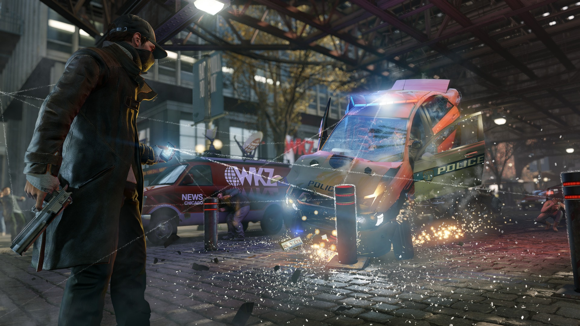 Watch Dogs Digital Deluxe Edition Ubisoft Connect Key GLOBAL - 3