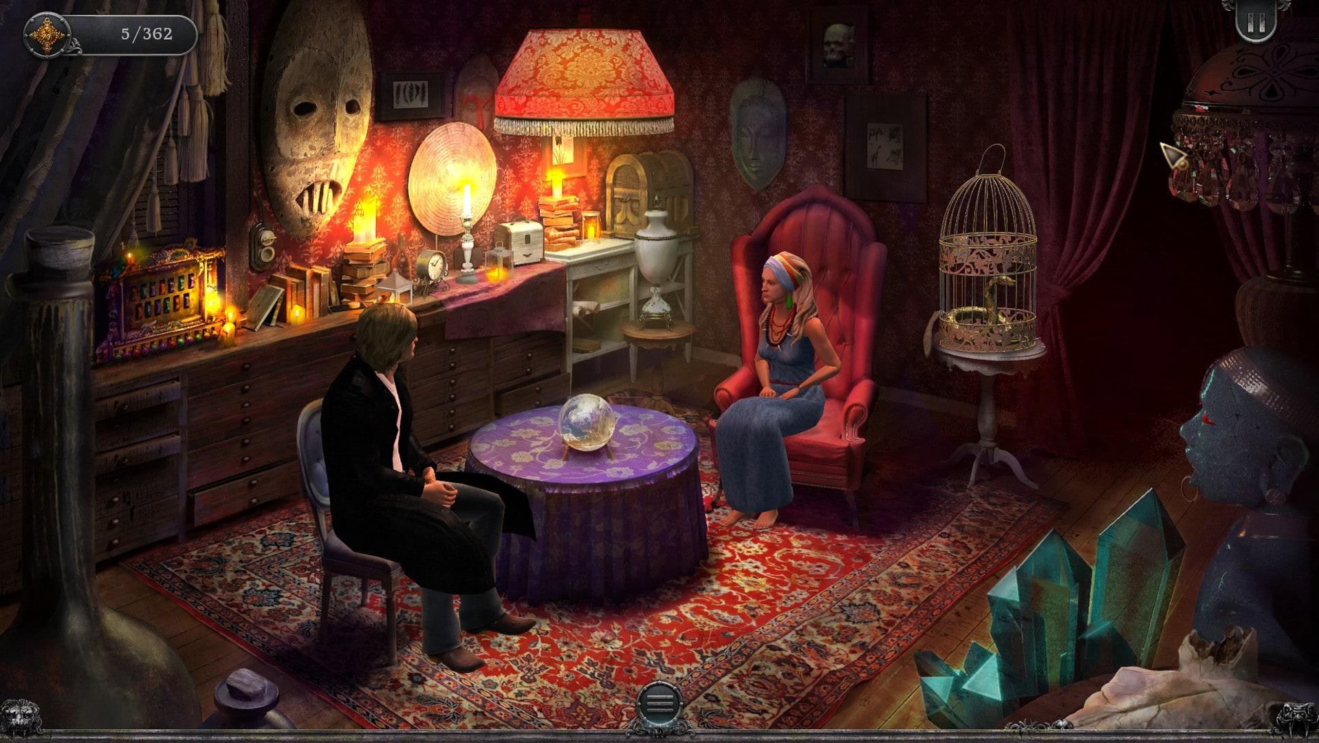 Gabriel Knight: Sins of the Fathers 20th Anniversary Edition Steam Key GLOBAL - 4