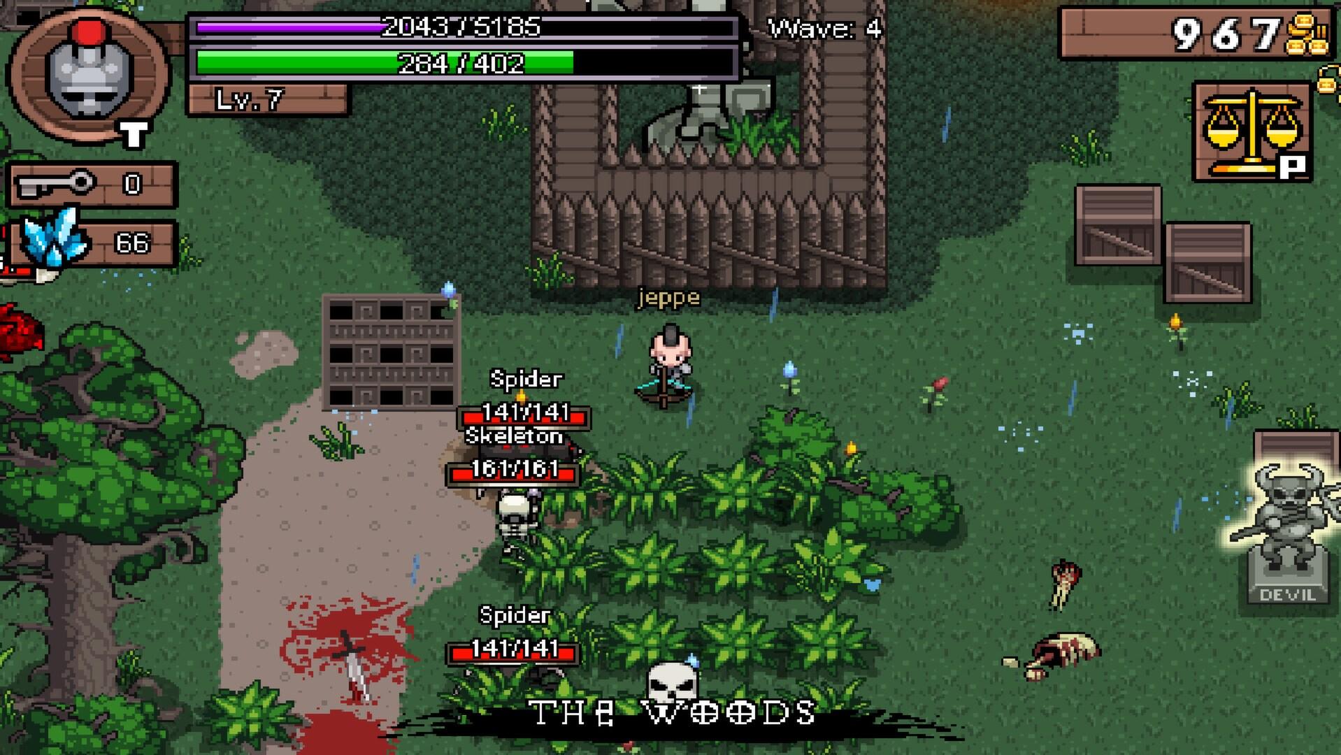 Hero Siege Steam Key GLOBAL - 2