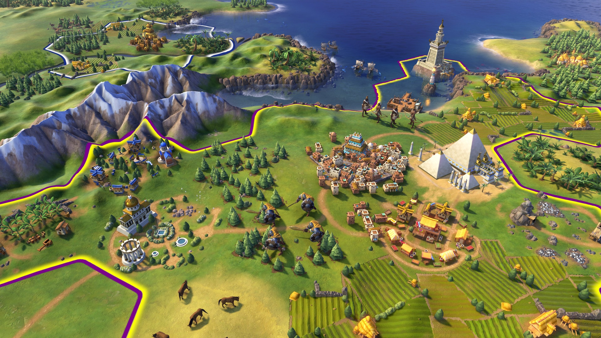 Sid Meier's Civilization VI   Platinum Edition (Xbox One) - Xbox Live Key - UNITED STATES - 4