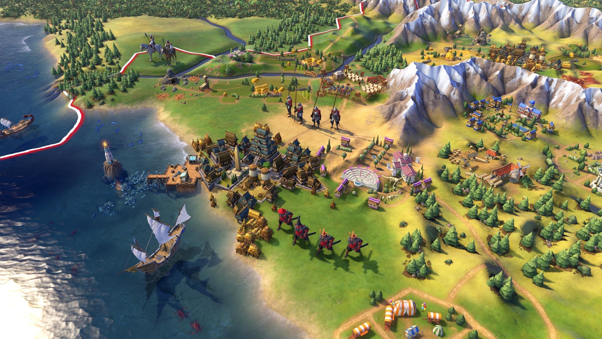 Sid Meier's Civilization VI   Platinum Edition (Xbox One) - Xbox Live Key - UNITED STATES - 2