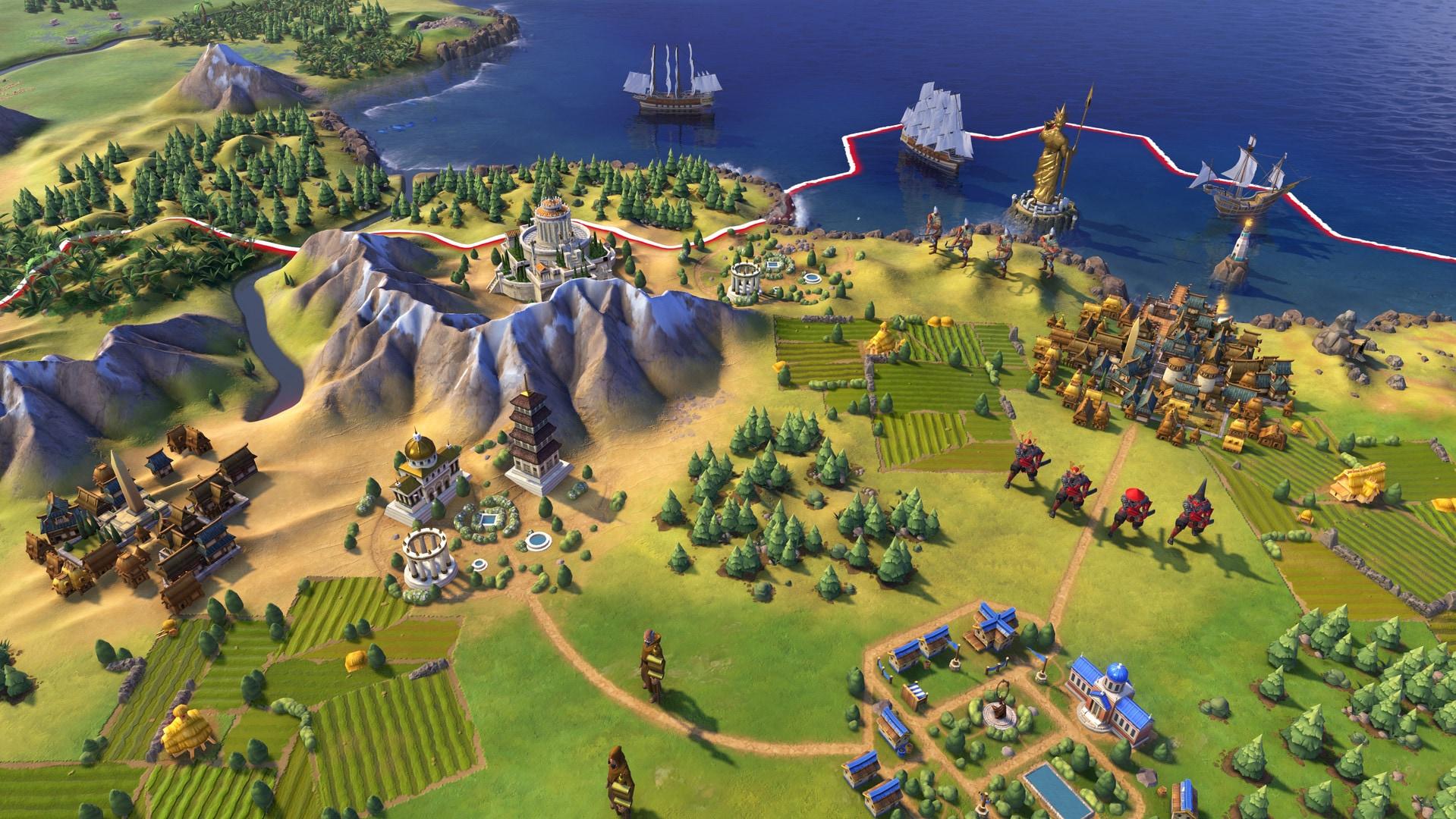 Sid Meier's Civilization VI Steam Key RU/CIS - 4