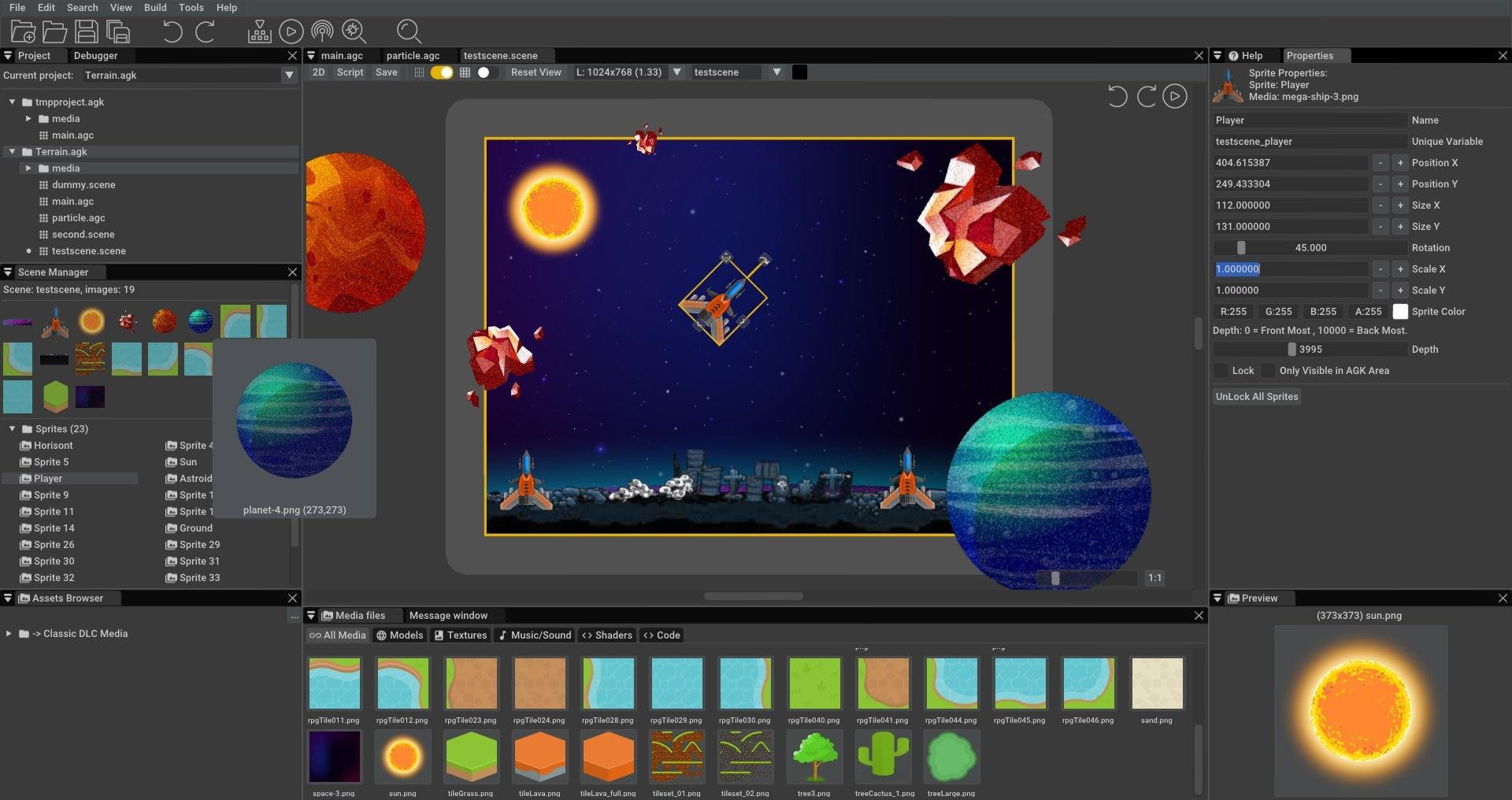 AppGameKit Studio - Steam Key - (GLOBAL) - 4