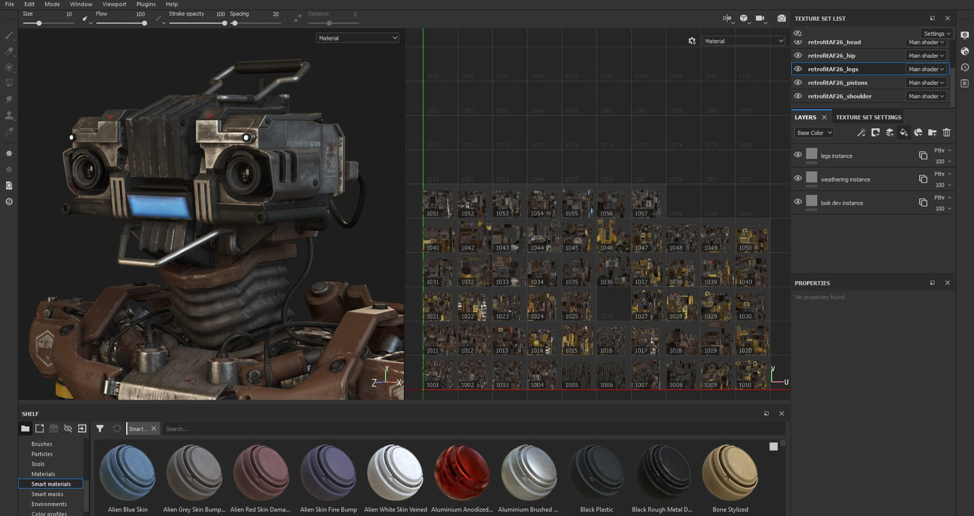 Substance Painter 2021 (PC) - Steam Gift - EUROPE - 4