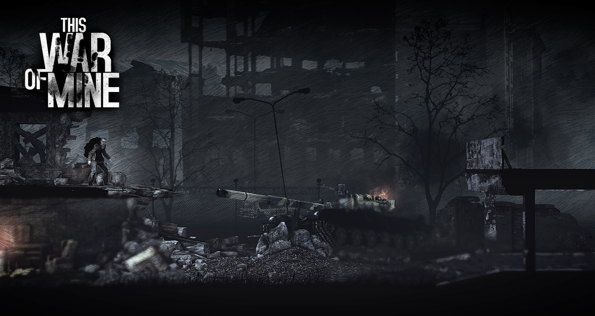 This War of Mine (PC) - Steam Key - GLOBAL - 3