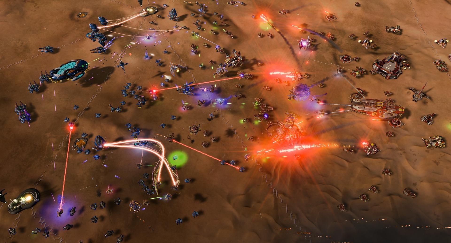 Ashes of the Singularity: Escalation Steam Key GLOBAL - 4