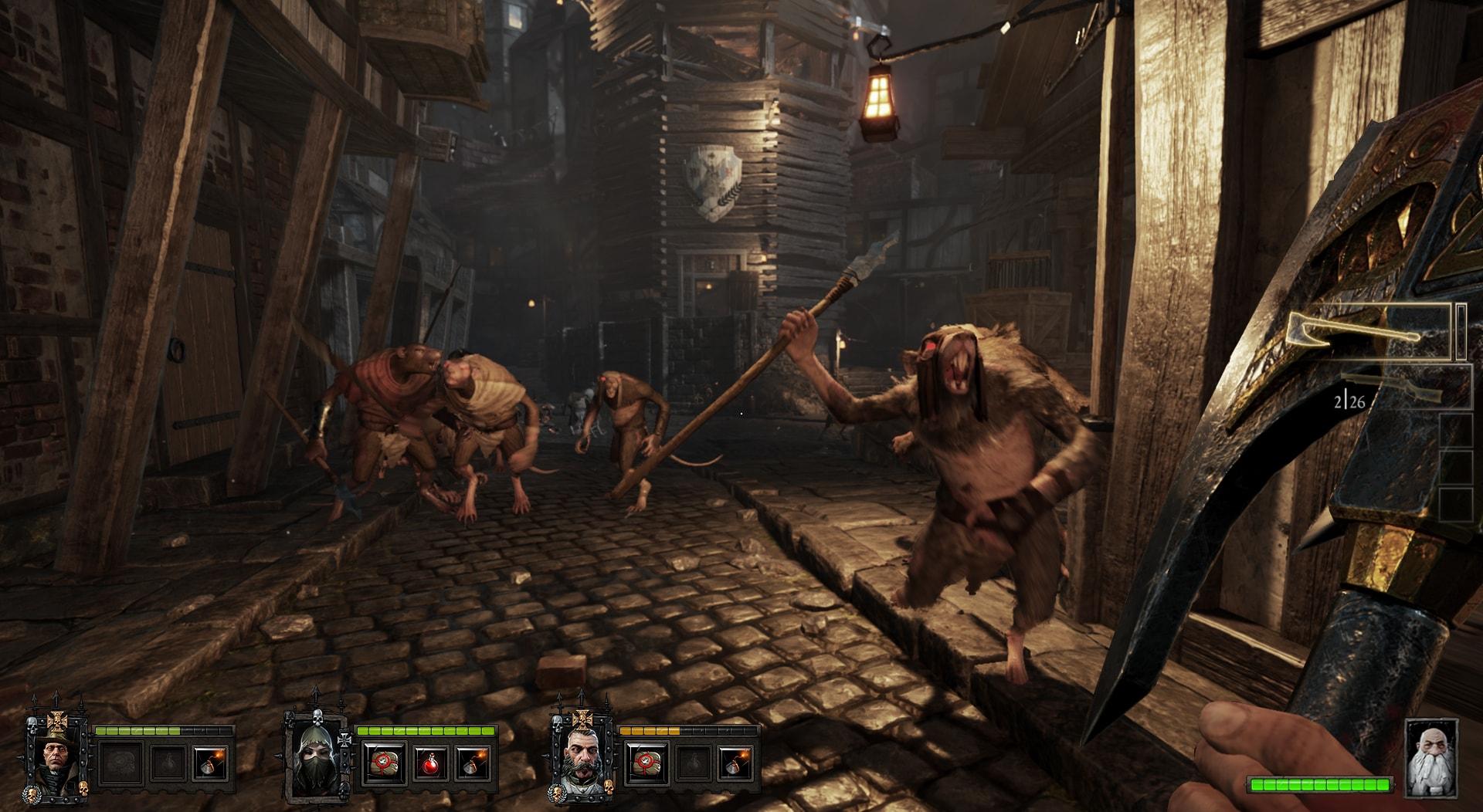 Warhammer: End Times - Vermintide Steam Key GLOBAL - 3