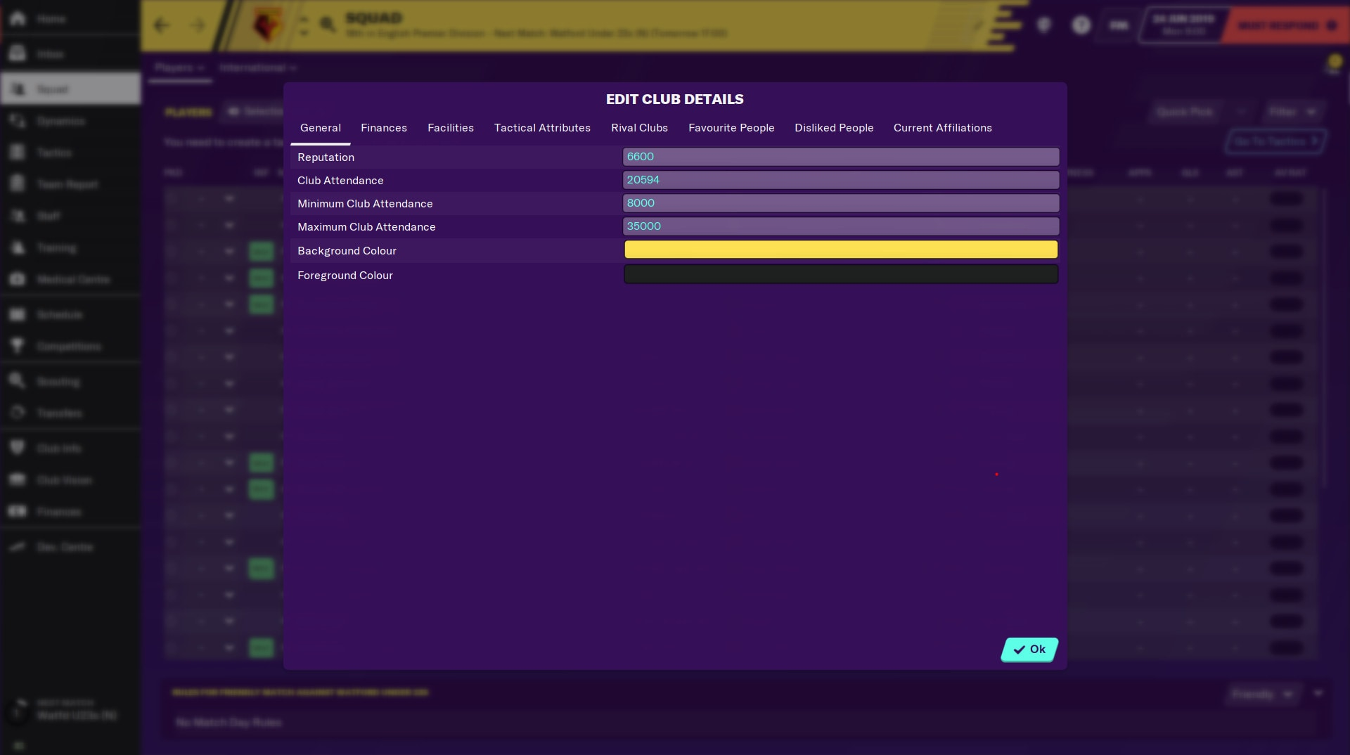 Football Manager 2020 In-game Editor (PC) - Steam Gift - EUROPE - 2