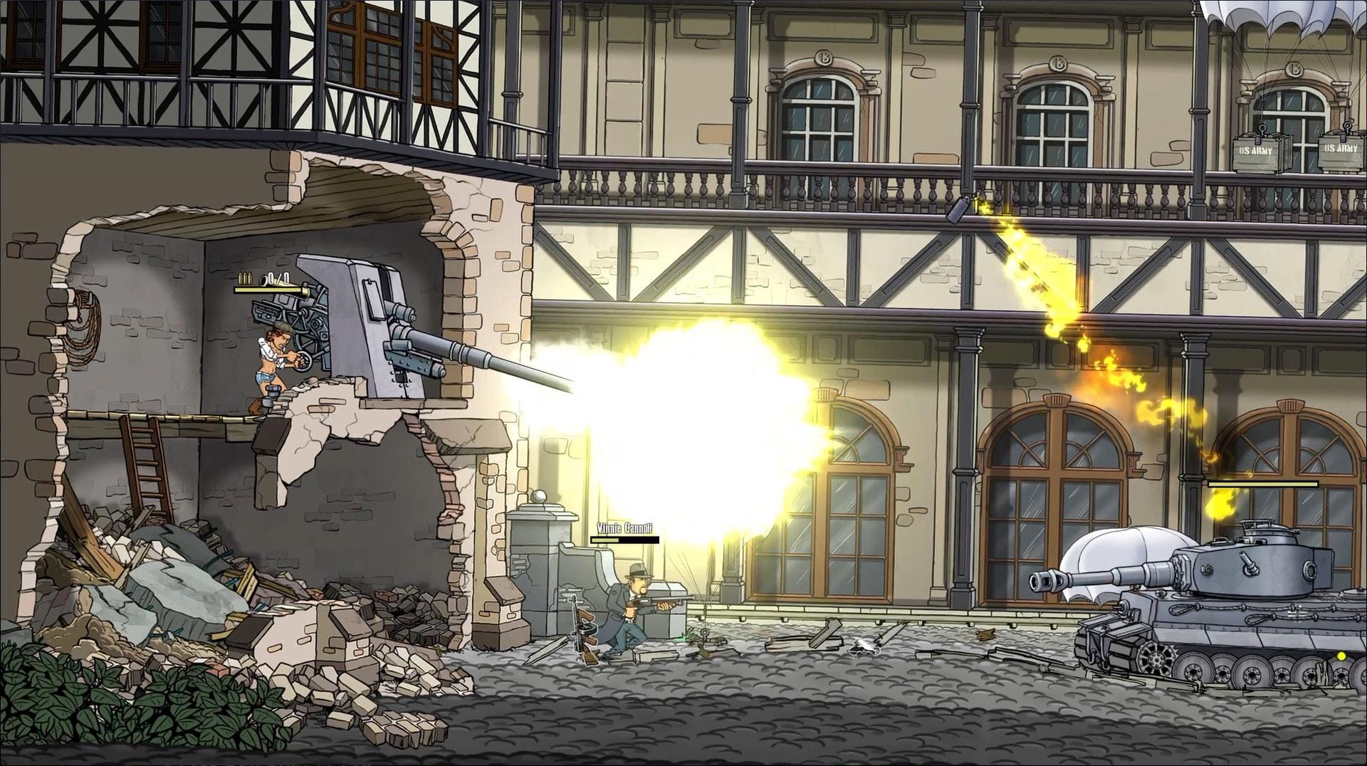 Guns, Gore and Cannoli 2 Steam Key GLOBAL - 3