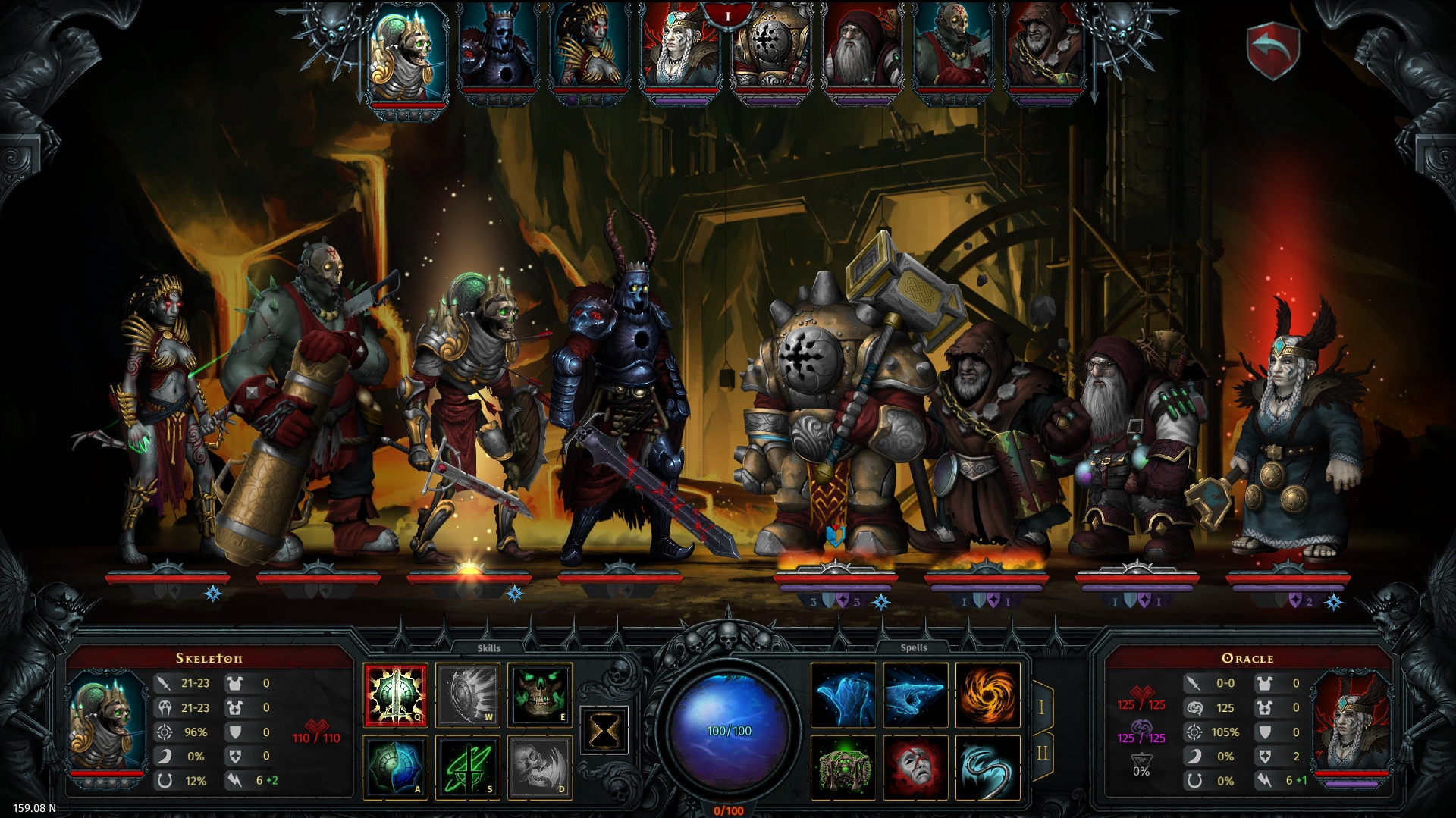 Iratus: Lord of the Dead - Supporter Pack (PC) - Steam Gift - EUROPE - 1