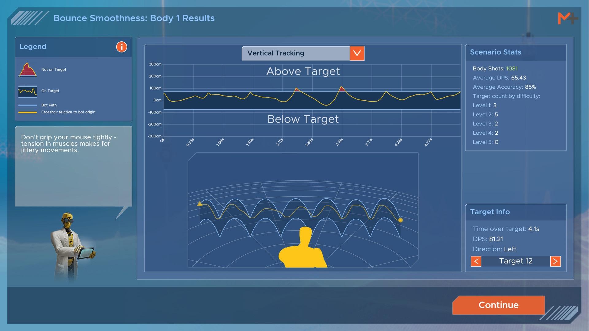 KovaaK 2.0 - Tracking Trainer (PC) - Steam Gift - GLOBAL - 4