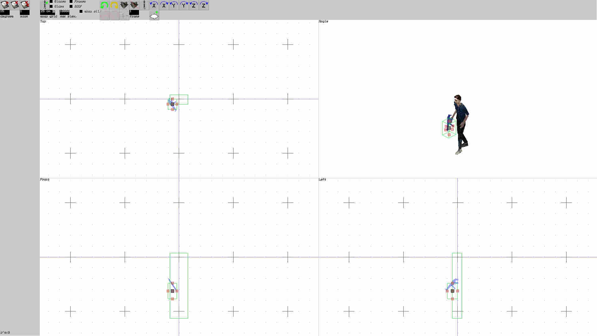 3D Sprite Renderer Steam Gift GLOBAL - 2