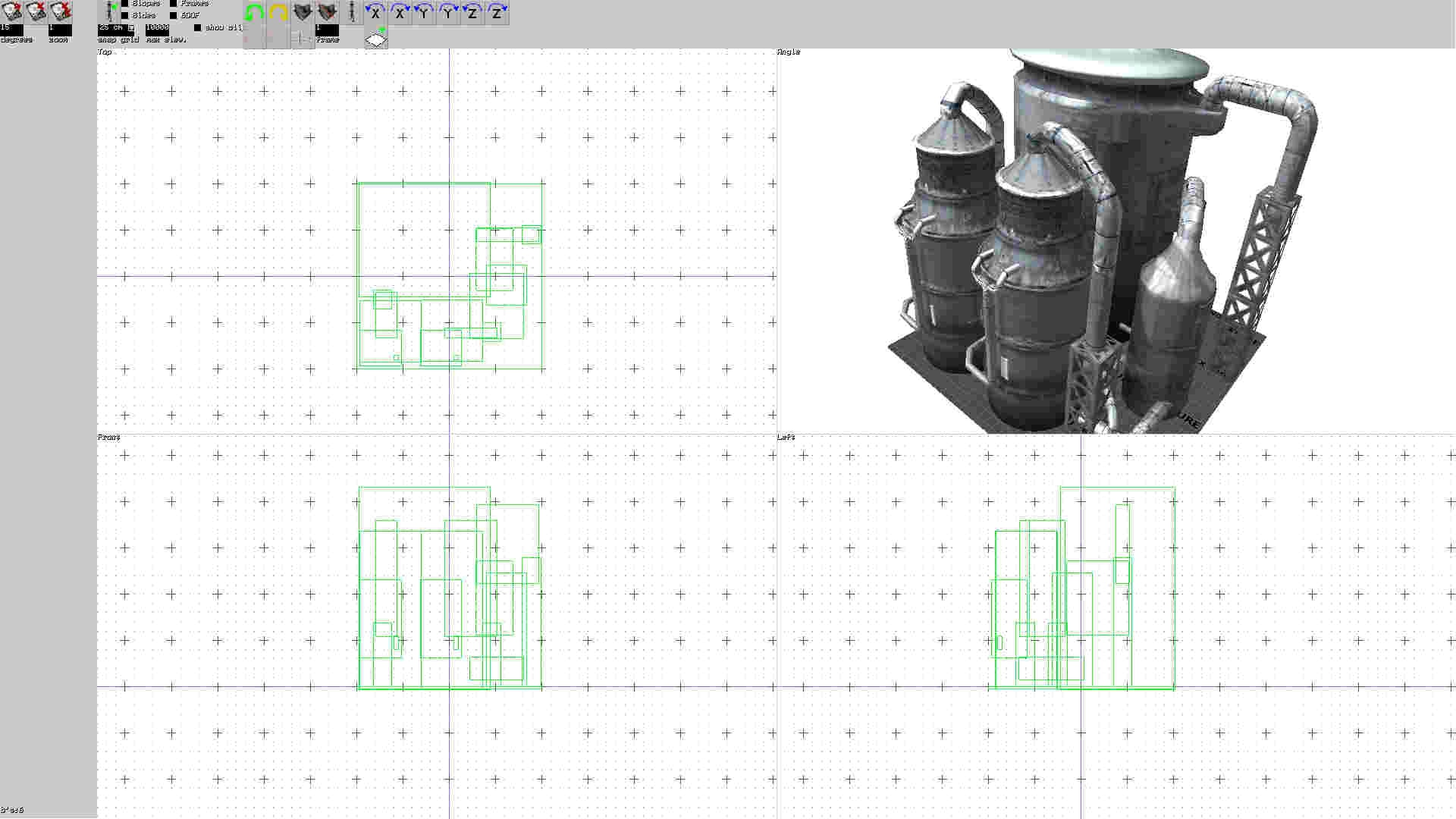 3D Sprite Renderer Steam Gift GLOBAL - 4