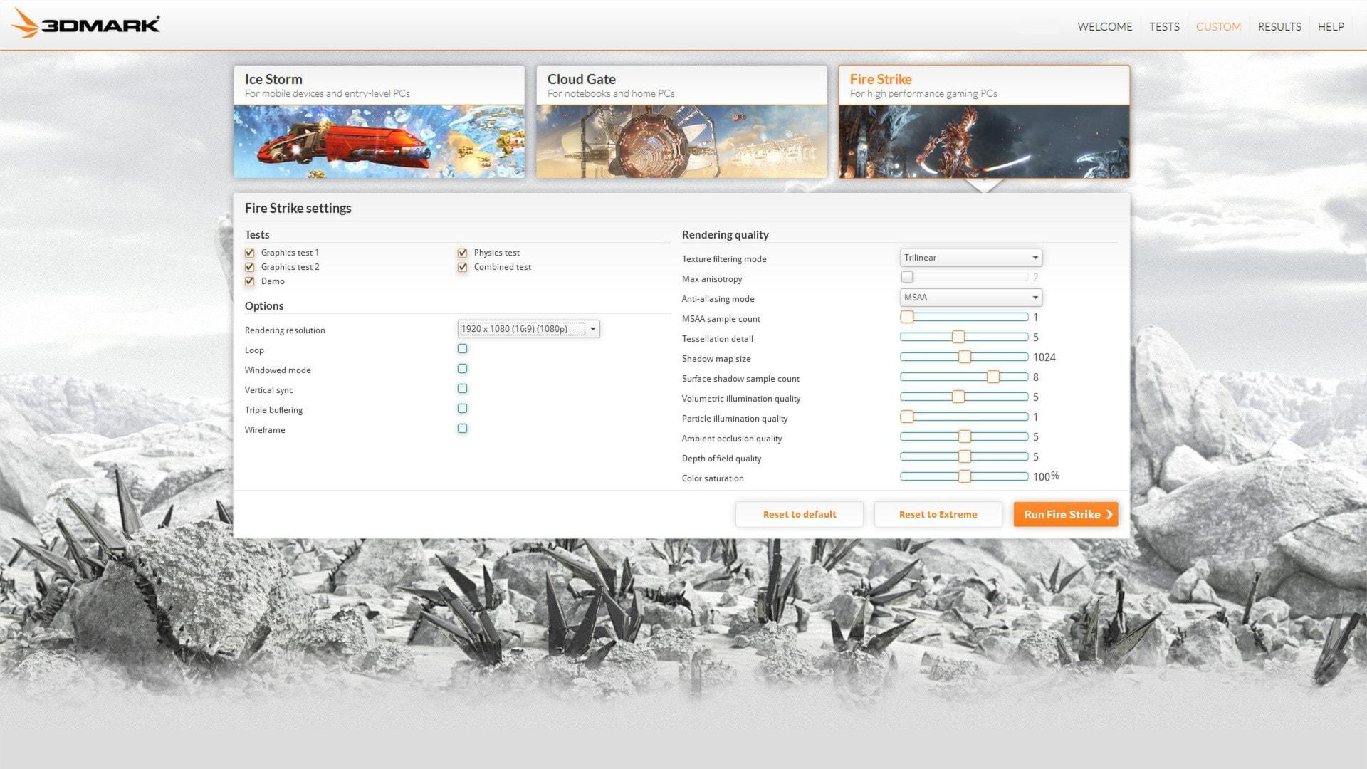 3DMark Steam Key GLOBAL - 4