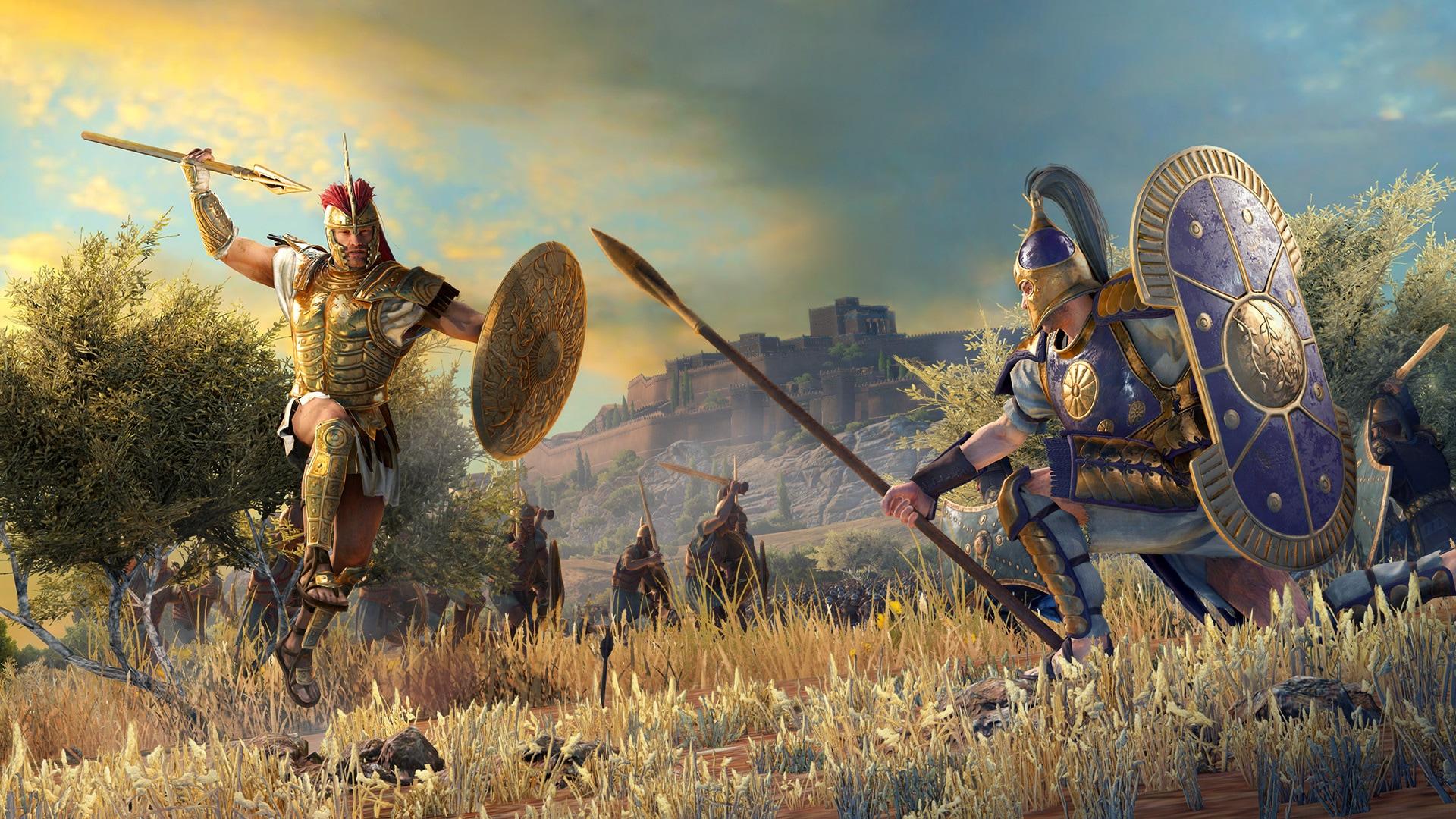 A Total War Saga: TROY (PC) - Steam Key - GLOBAL - 3