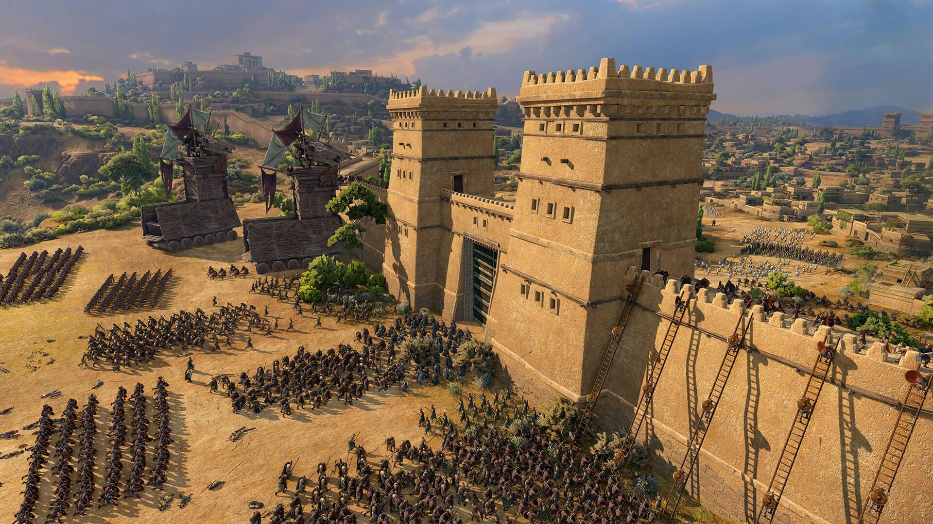 A Total War Saga: TROY (PC) - Steam Key - GLOBAL - 4