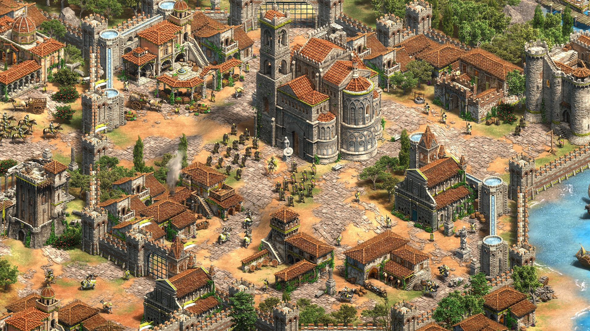 Age of Empires II: Definitive Edition - Lords of the West (PC) - Steam Key - GLOBAL - 3