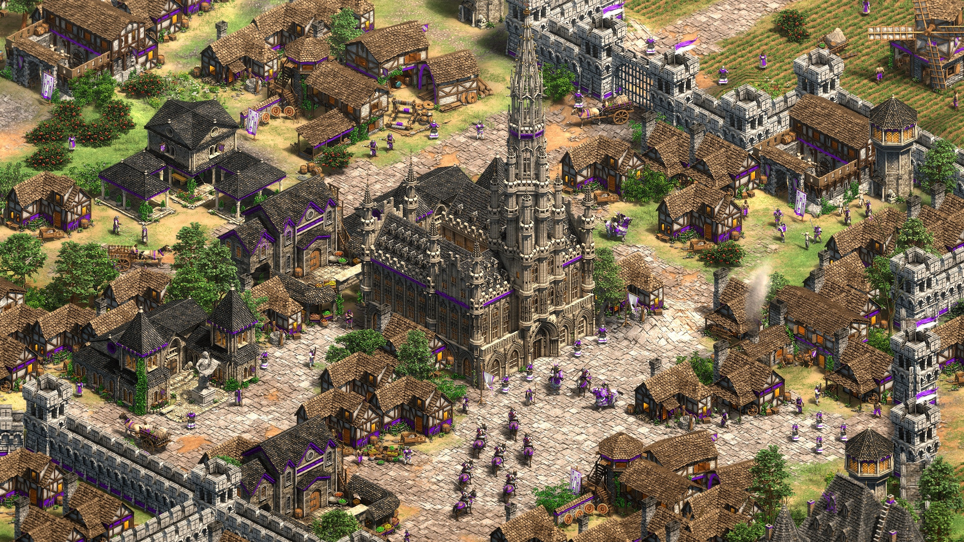 Age of Empires II: Definitive Edition - Lords of the West (PC) - Steam Key - GLOBAL - 2