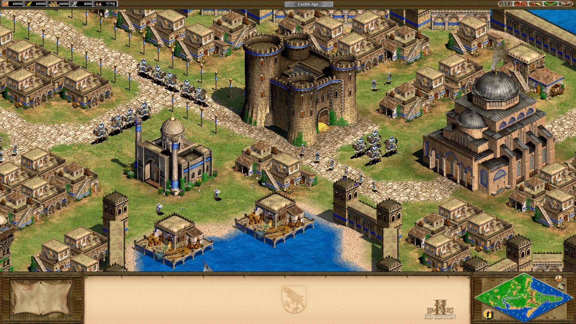 Age of Empires II HD Steam Key GLOBAL - 3
