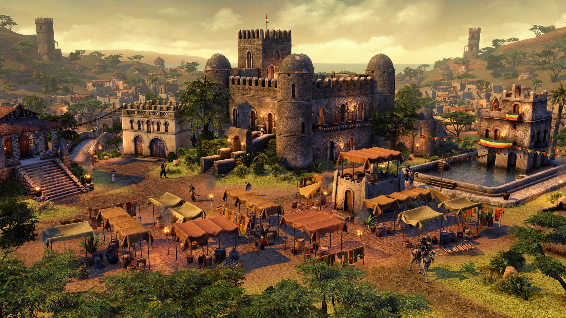 Age of Empires III: DE - The African Royals (PC) - Steam Gift - NORTH AMERICA - 2