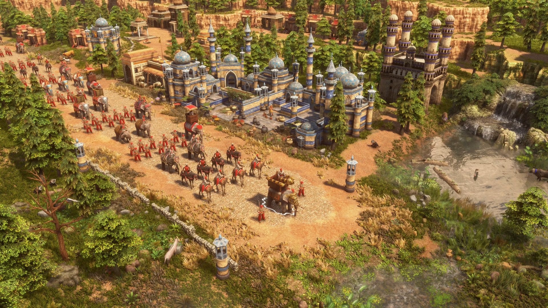 Age of Empires III: Definitive Edition (PC) - Steam Key - GLOBAL - 4