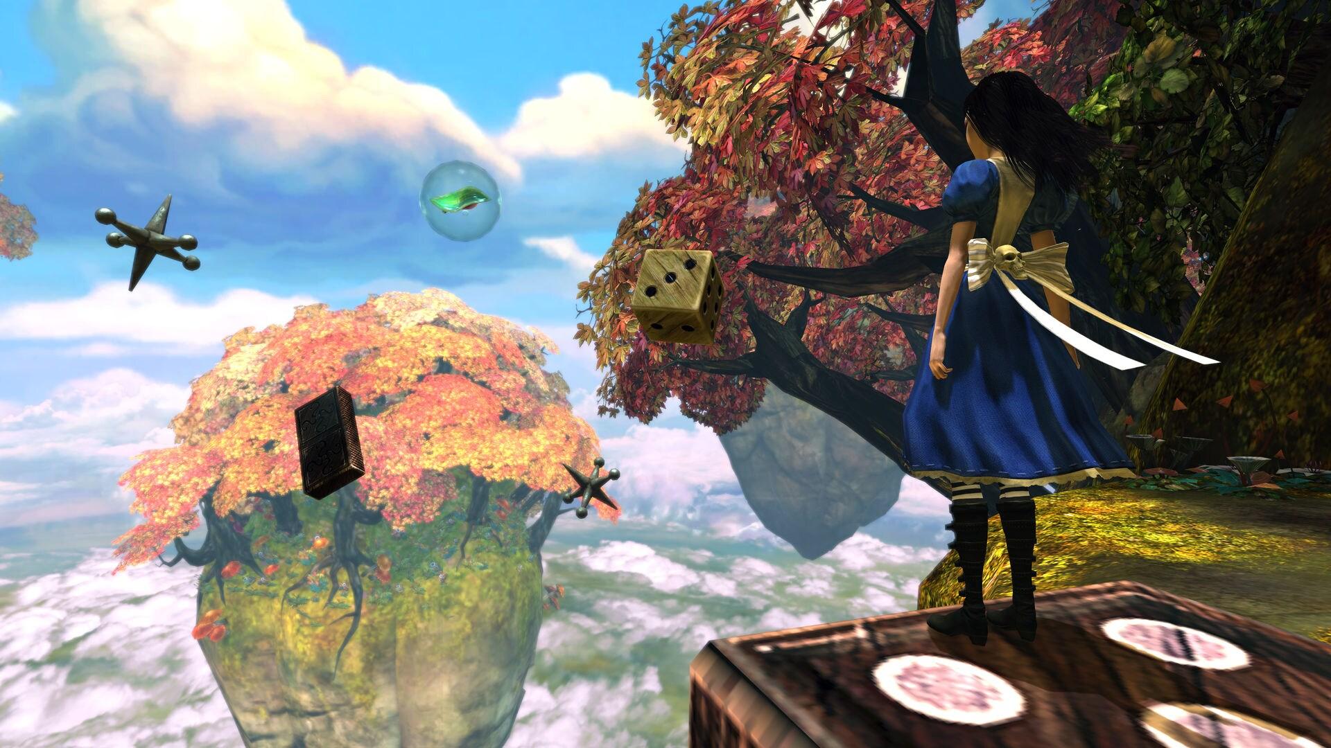Alice: Madness Returns Origin Key GLOBAL - 3