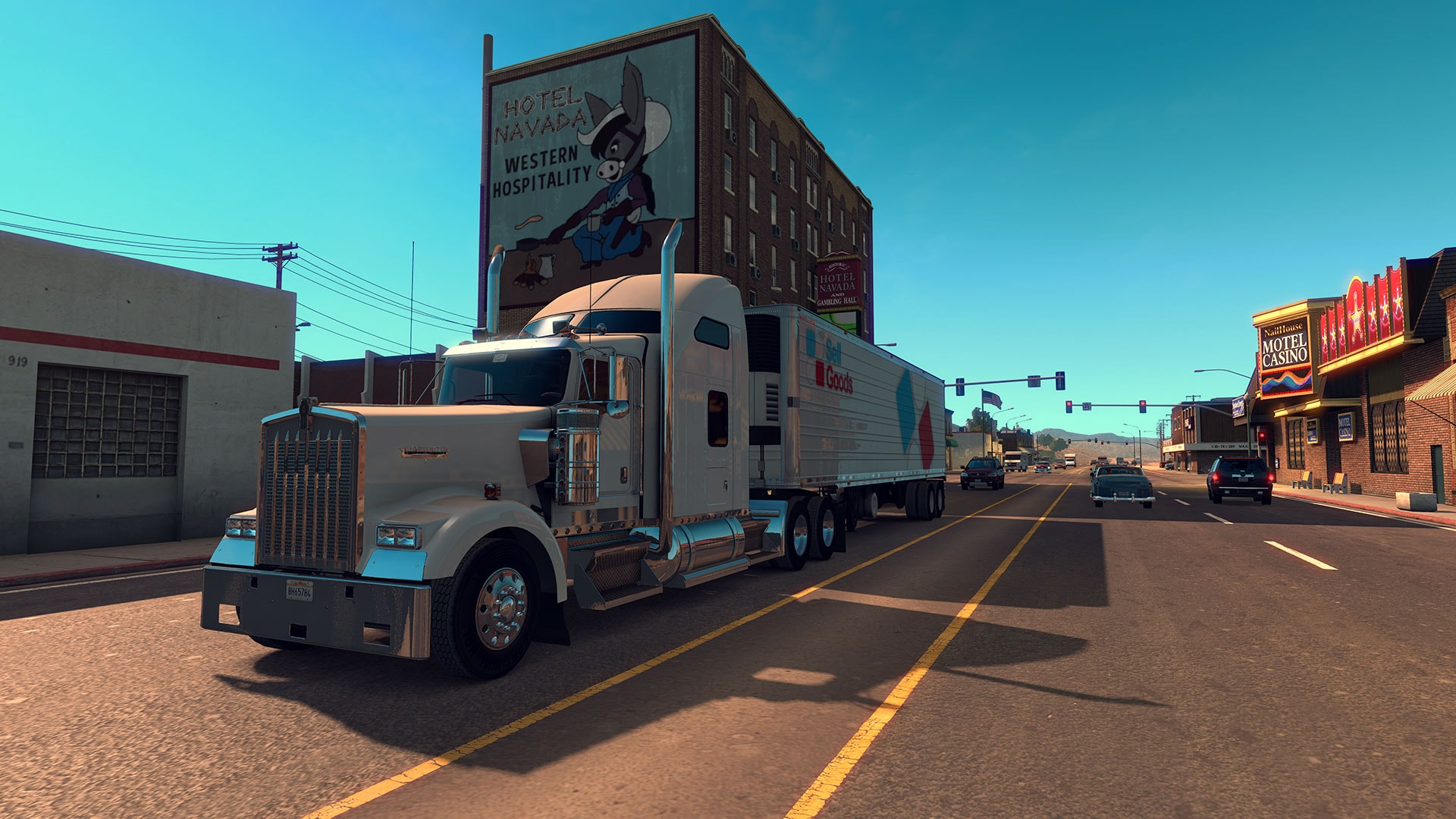 American Truck Simulator Steam Key GLOBAL - 4
