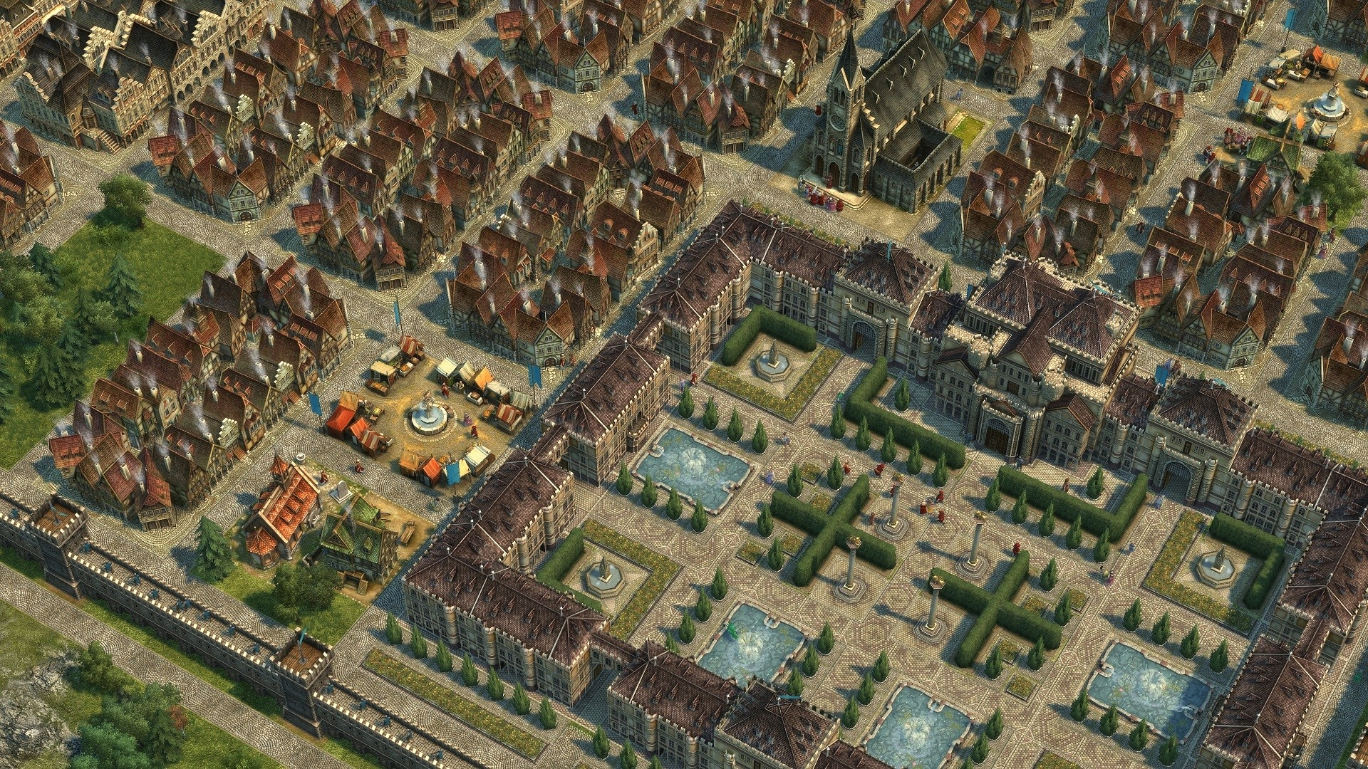 Anno 1404 - History Edition (PC) - Ubisoft Connect Key - GLOBAL - 3