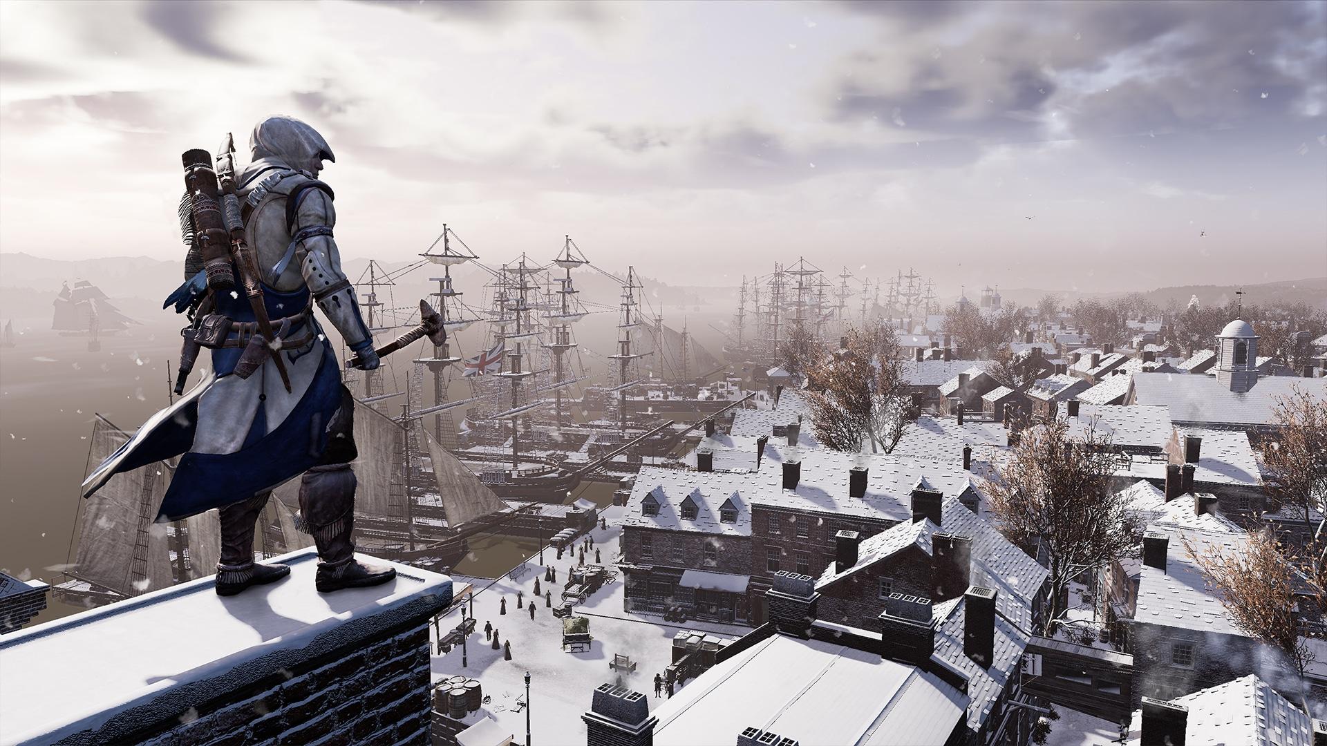 Assassin's Creed III: Remastered (Nintendo Switch) - Nintendo Key - UNITED STATES - 2