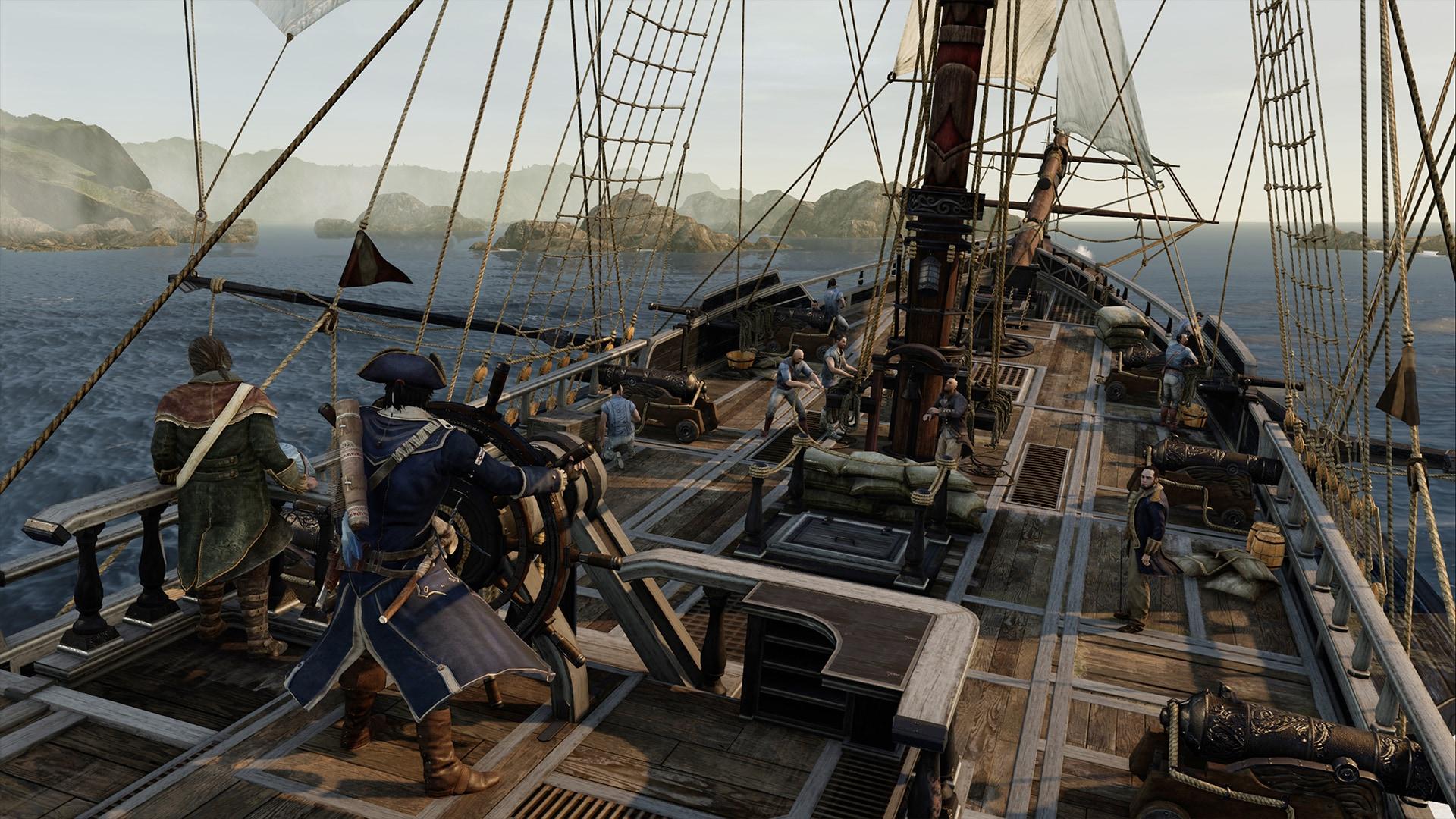 Assassin's Creed III: Remastered (Nintendo Switch) - Nintendo Key - UNITED STATES - 4