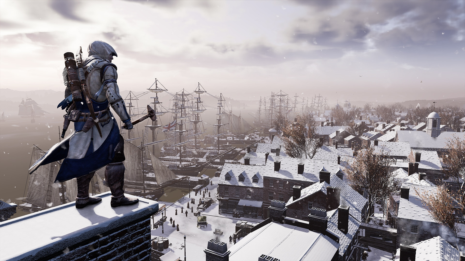Assassin's Creed III: Remastered Steam Gift PC GLOBAL - 2