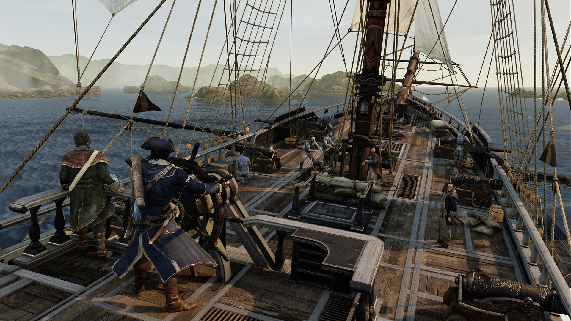 Assassin's Creed III: Remastered Steam Gift PC GLOBAL - 4