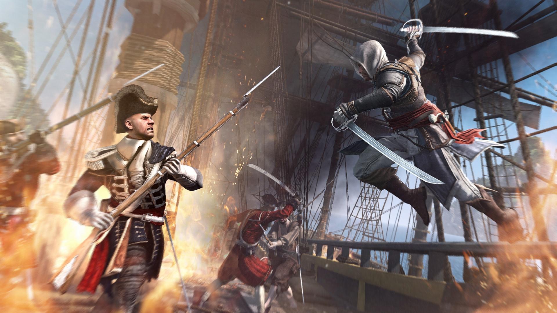 Assassin's Creed IV: Black Flag (PC) - Ubisoft Connect Key - GLOBAL - 4