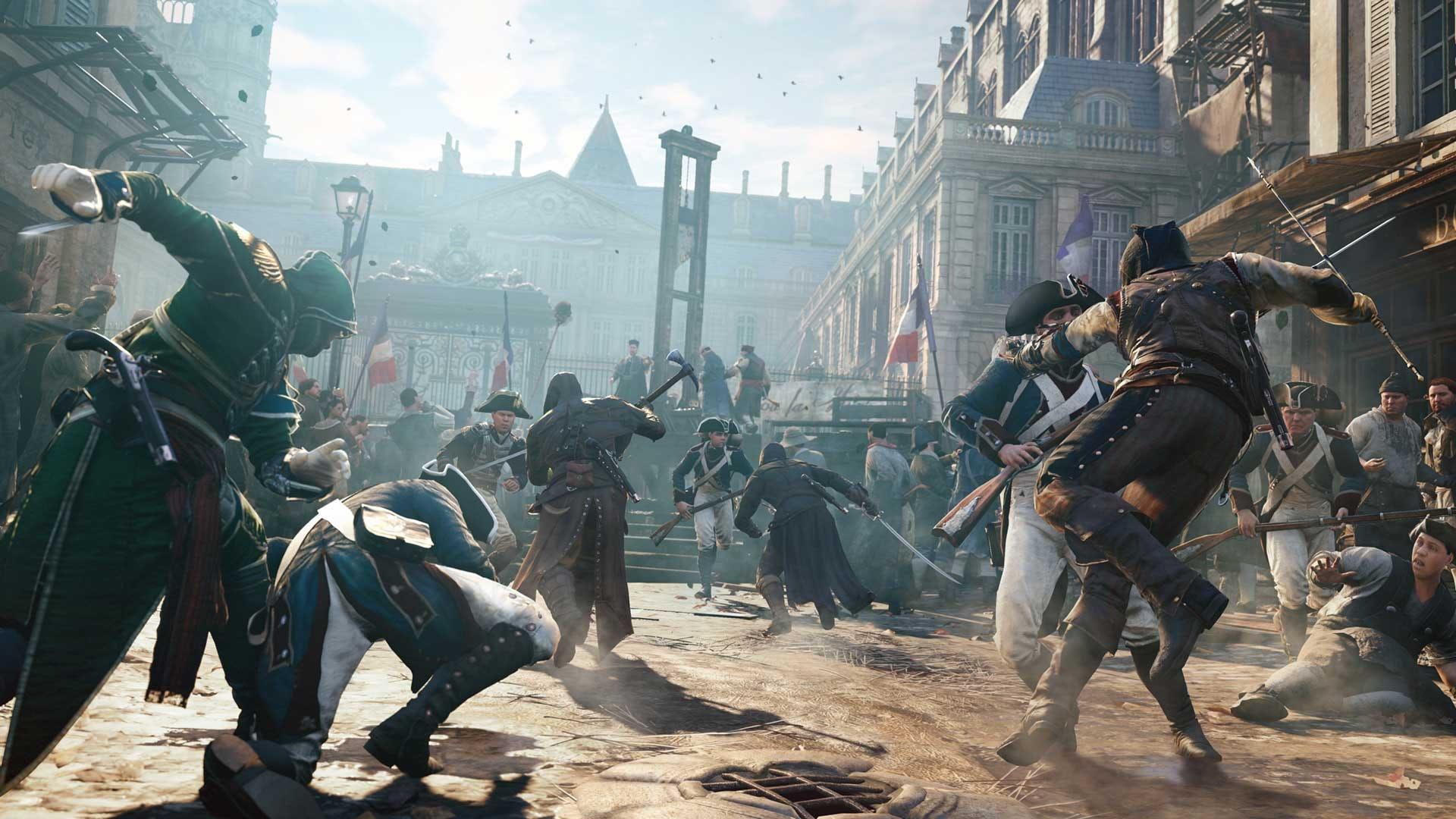 Assassin's Creed Unity Xbox Live Xbox One Key GLOBAL - 3