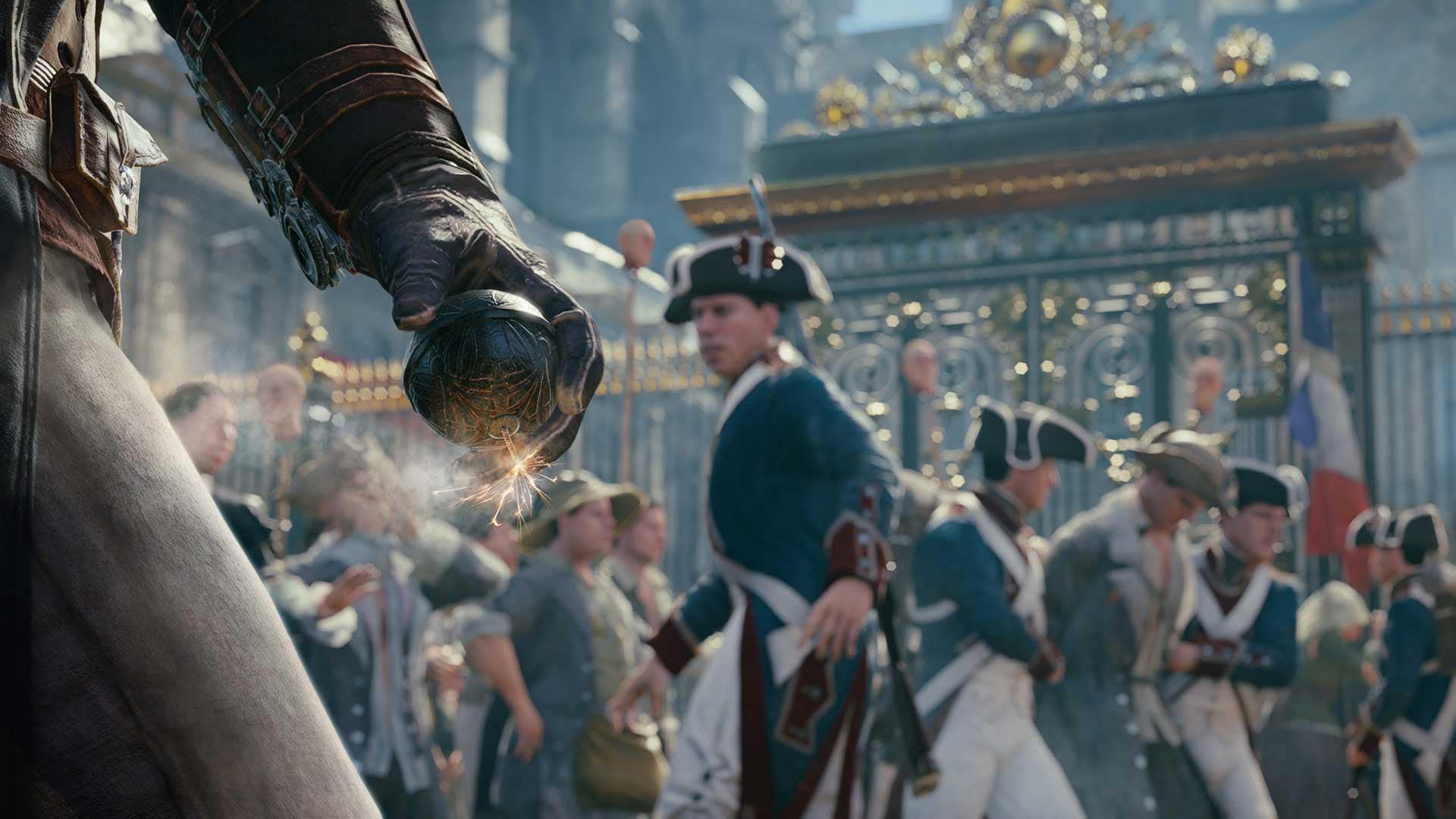 Assassin's Creed Unity Xbox Live Xbox One Key GLOBAL - 4