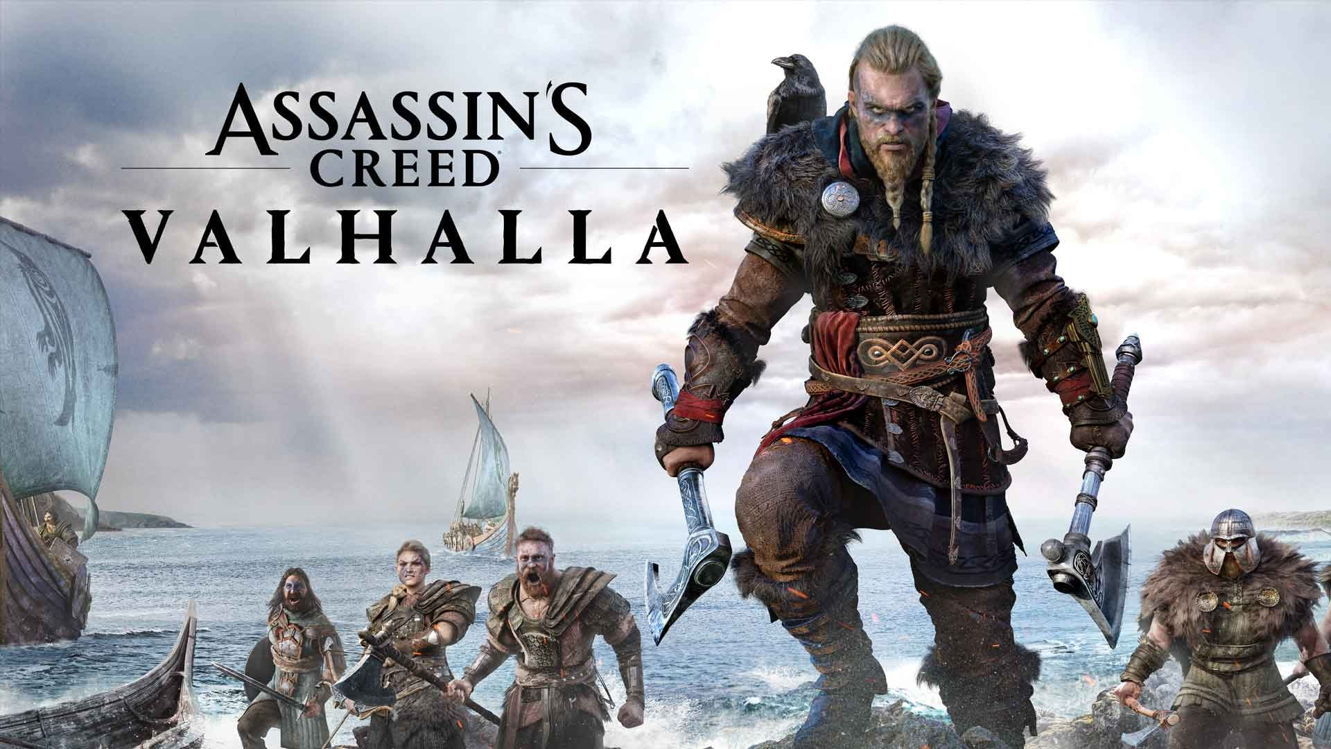 Assassin's Creed: Valhalla   Standard Edition (PC) - Ubisoft Connect Key - EUROPE - 2