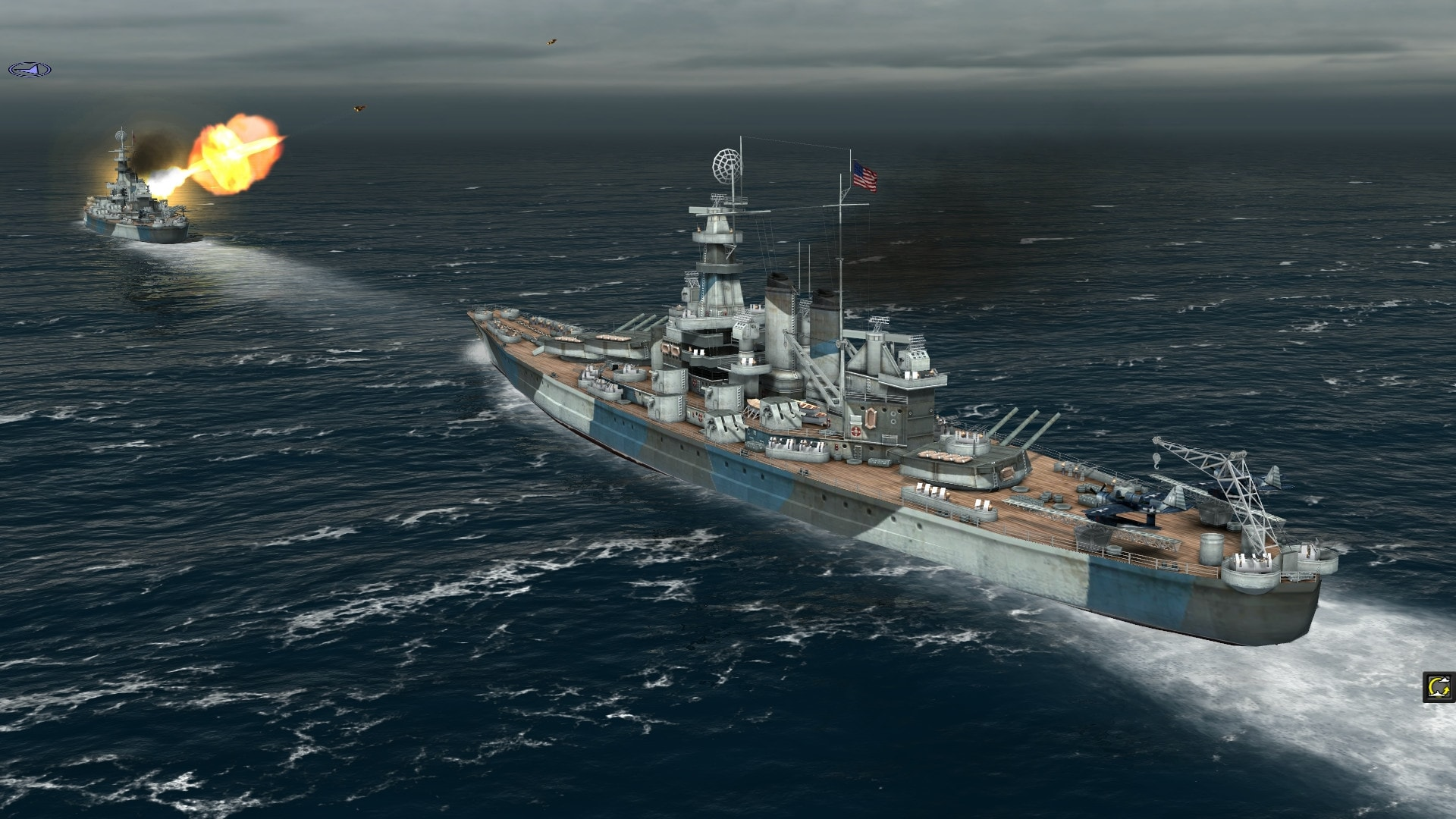 Atlantic Fleet Steam Gift EUROPE - 4