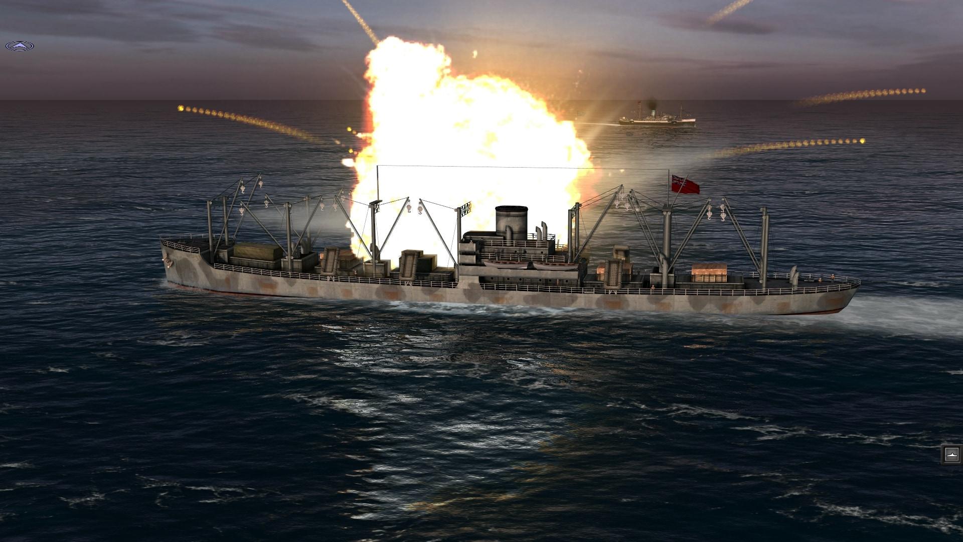 Atlantic Fleet Steam Gift EUROPE - 2