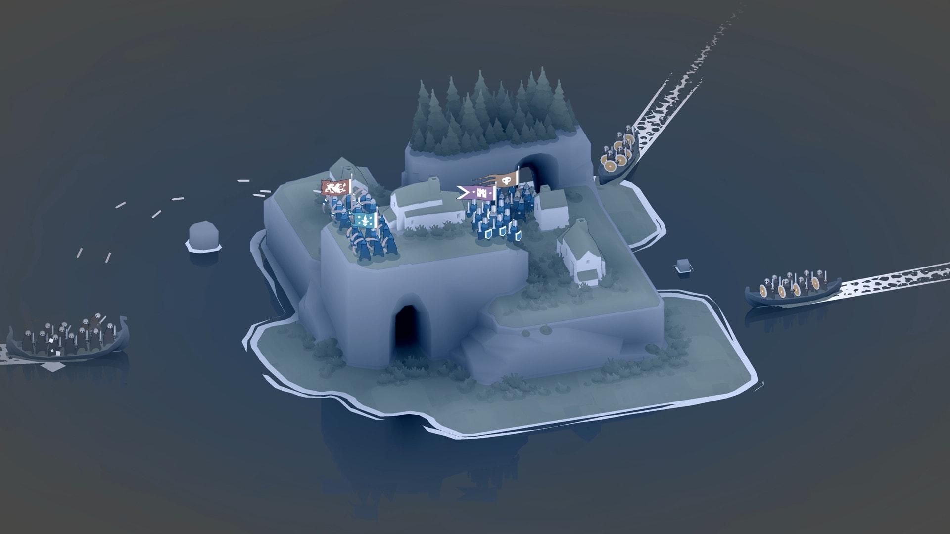 Bad North | Jotunn Edition (PC) - Steam Key - GLOBAL - 2