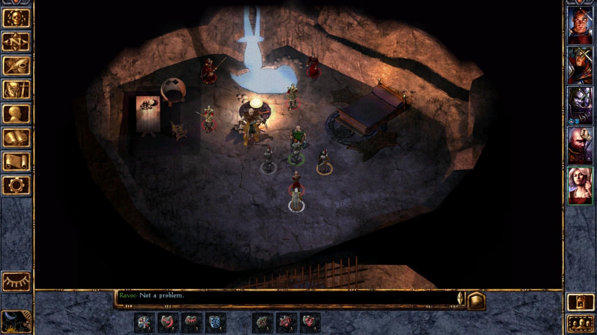 Baldur's Gate: Enhanced Edition Steam Key GLOBAL - 3
