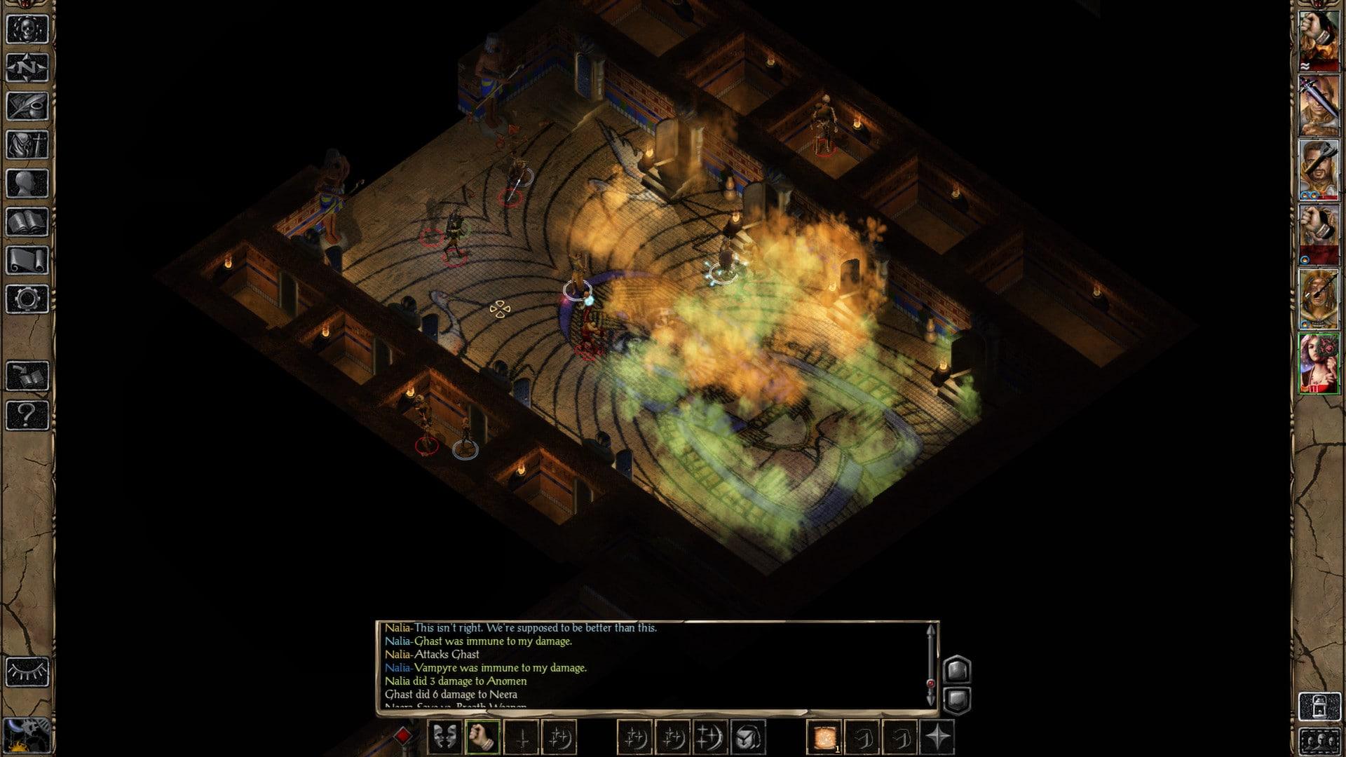 Baldur's Gate II: Enhanced Edition Steam Key GLOBAL - 3
