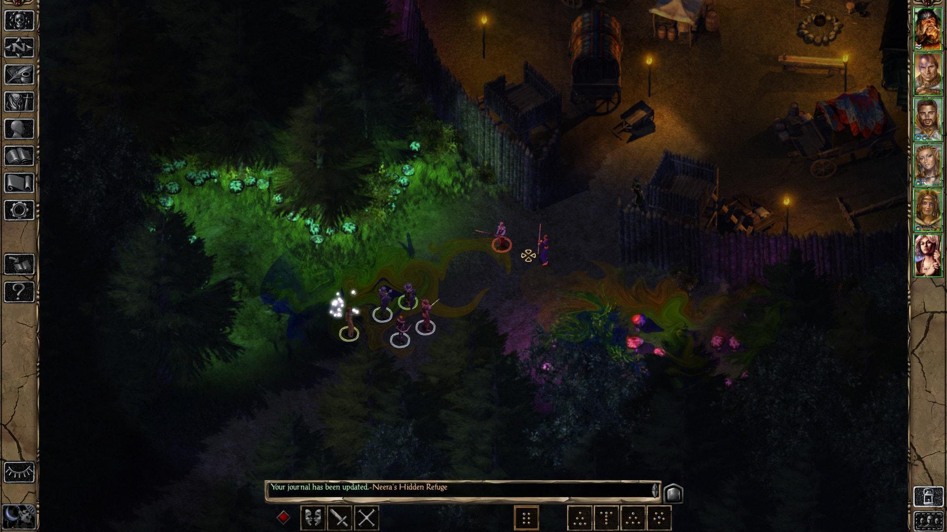 Baldur's Gate II: Enhanced Edition Steam Key GLOBAL - 4