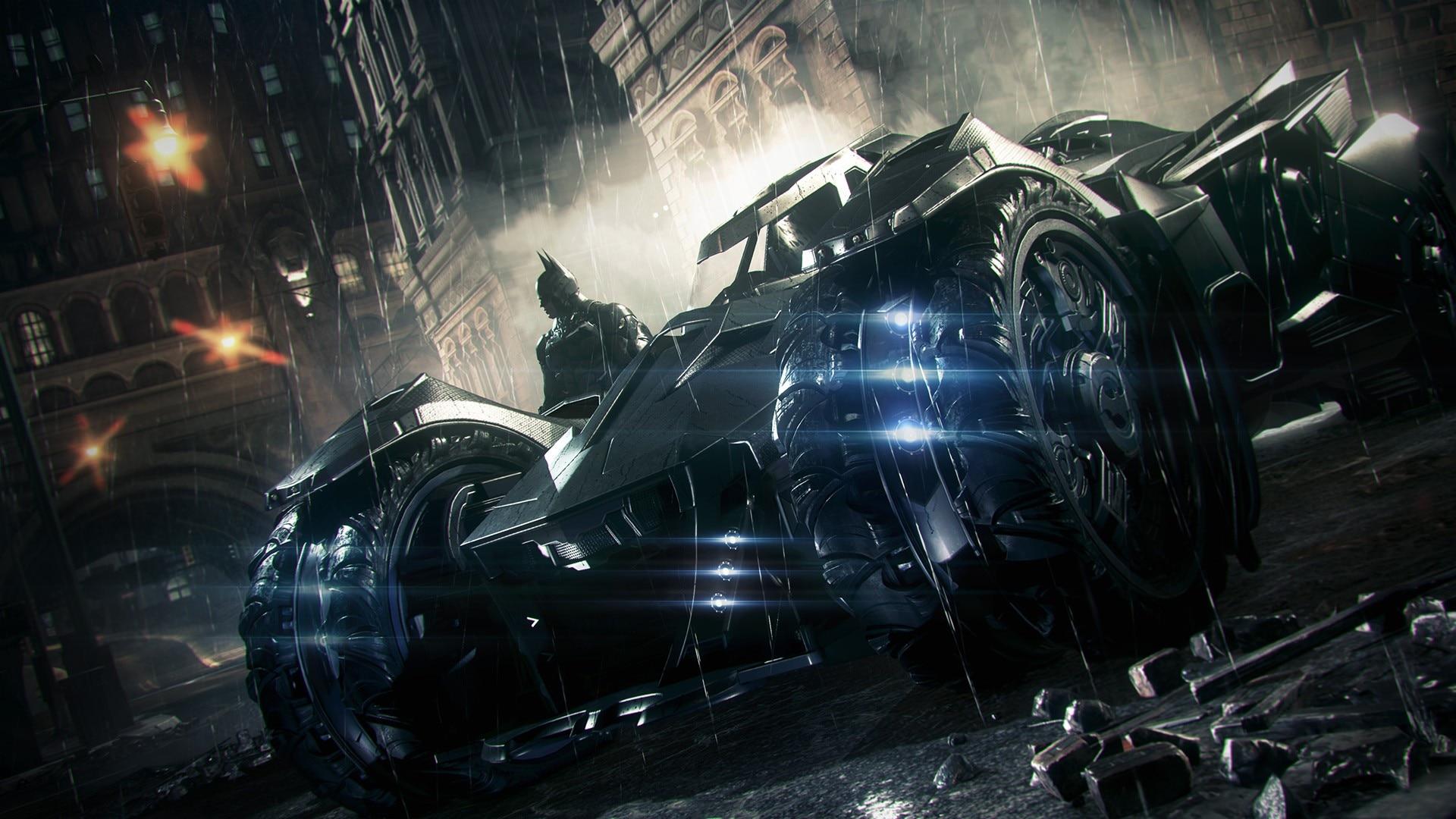 Batman: Arkham Knight | Premium Edition PS4 PSN Key NORTH AMERICA - 3