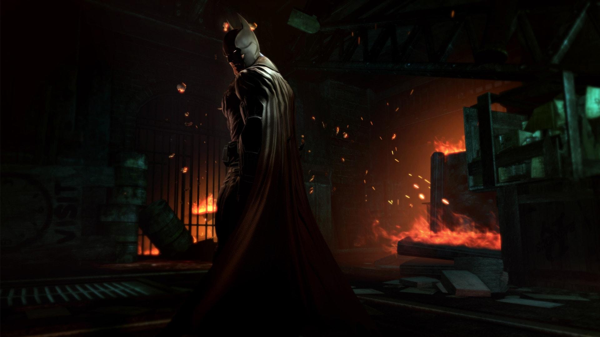 Batman: Arkham Origins Steam Key GLOBAL - 4