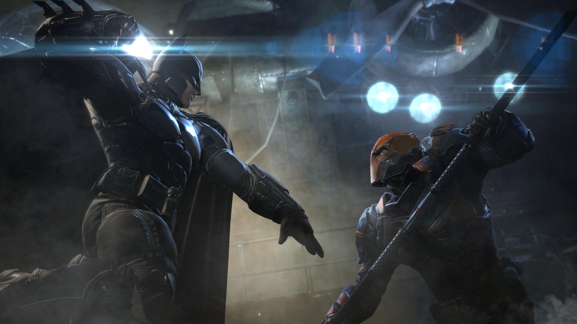Batman: Arkham Origins Steam Key GLOBAL - 3